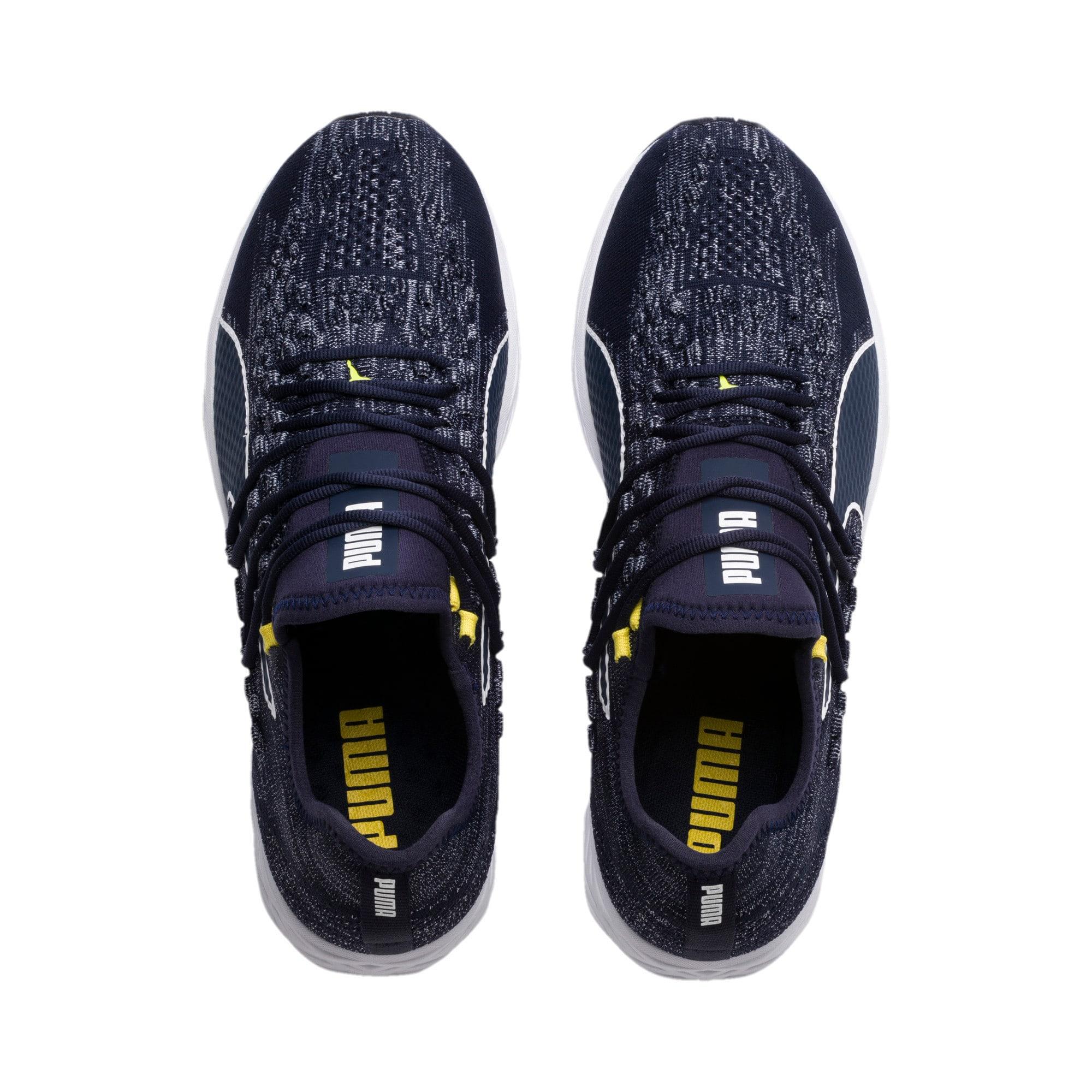 Thumbnail 6 of SPEED RACER Men's Running Shoes, Peacoat-White-Blazing Yellow, medium-IND