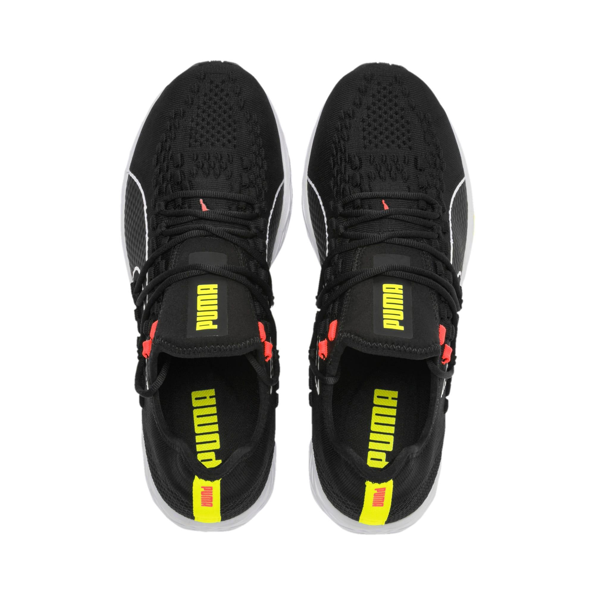 Thumbnail 7 of SPEED RACER Running Shoes, Black-Nrgy Red-Yellow Alert, medium