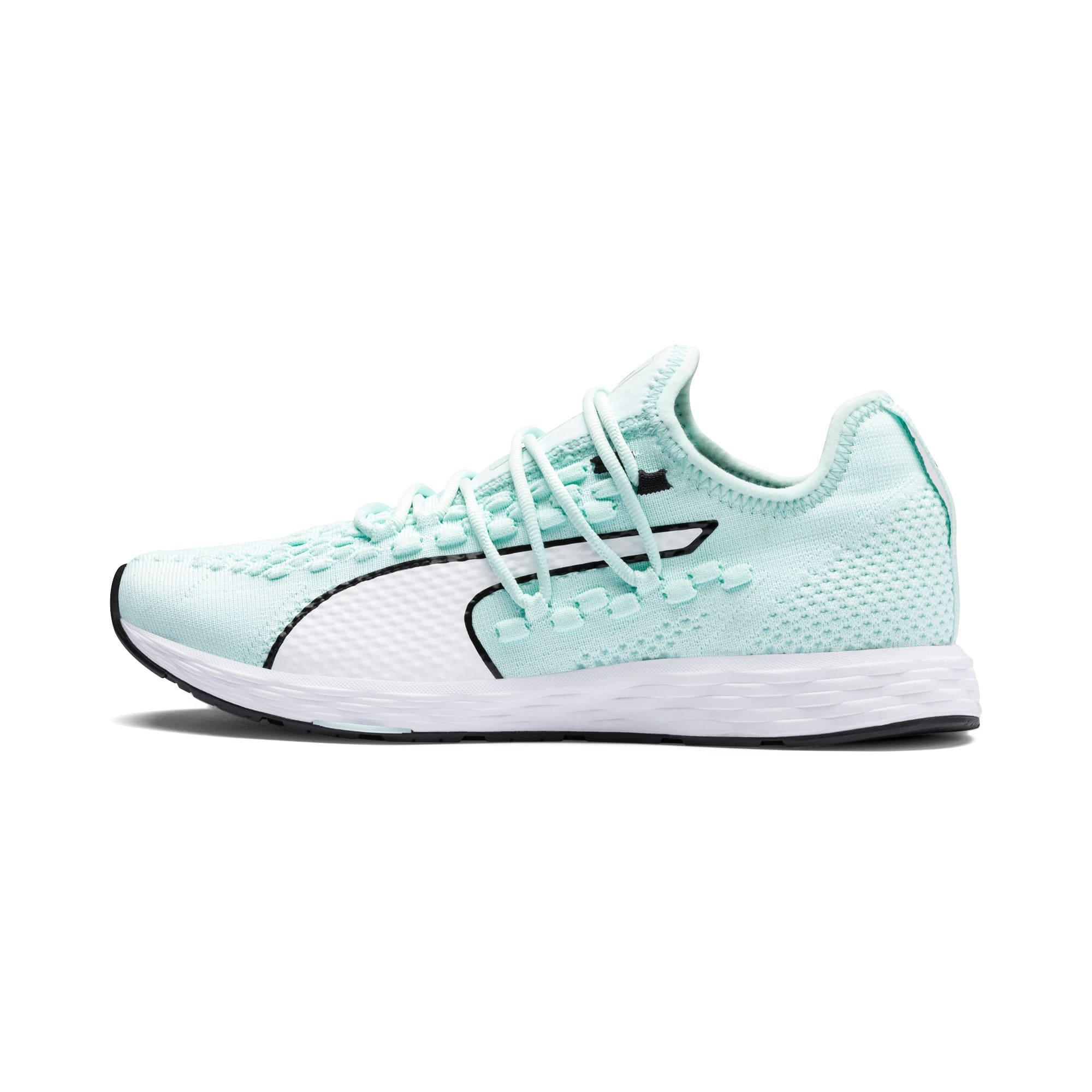 Thumbnail 1 of SPEED 300 RACER Women's Running Shoes, Fair Aqua-White-Black, medium