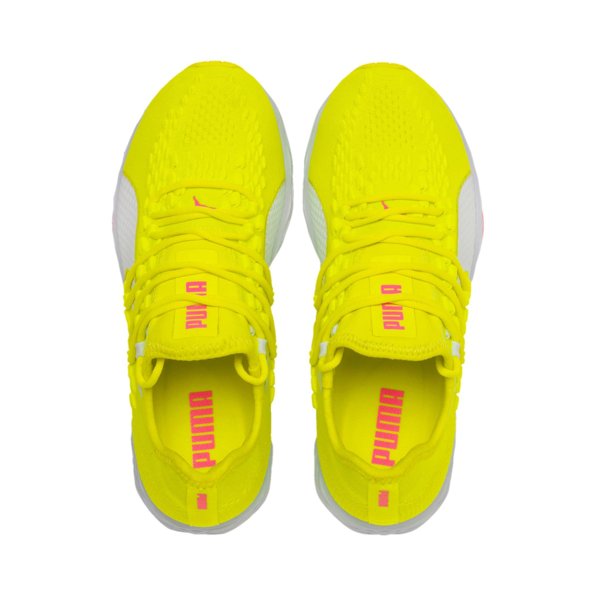 Thumbnail 8 of SPEED RACER Women's Running Shoes, Yellow-White-Pink Alert, medium-IND