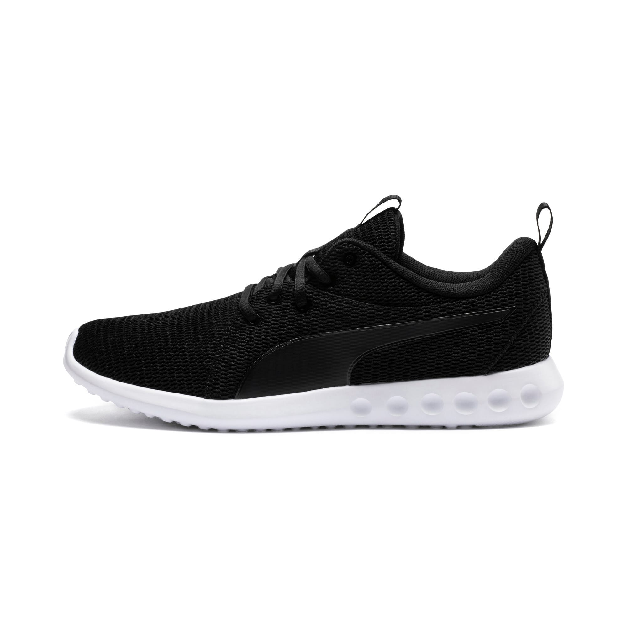 Thumbnail 1 of Carson 2 New Core Men's Running Shoes, Puma Black-Puma White, medium
