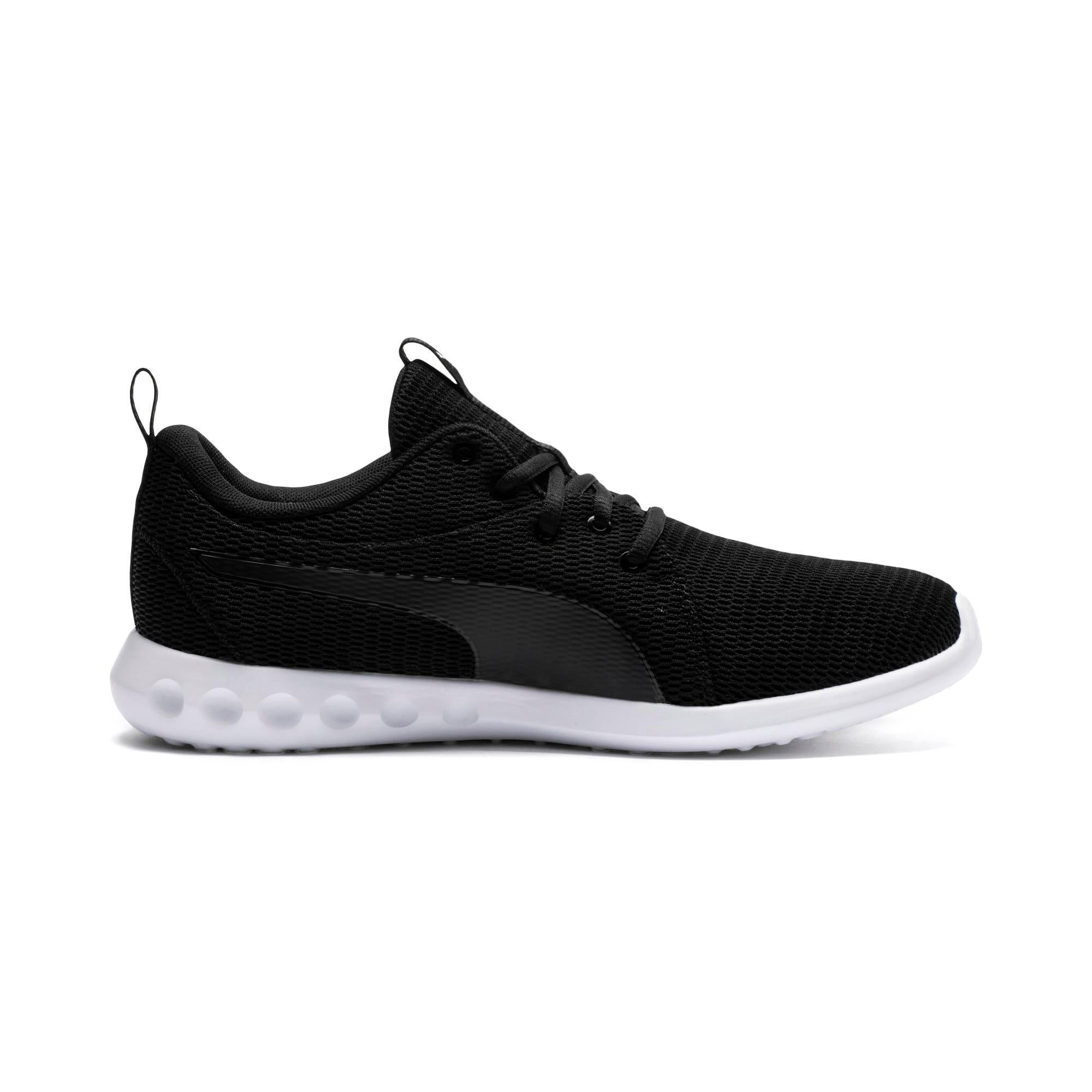 Thumbnail 5 of Carson 2 New Core Men's Running Shoes, Puma Black-Puma White, medium
