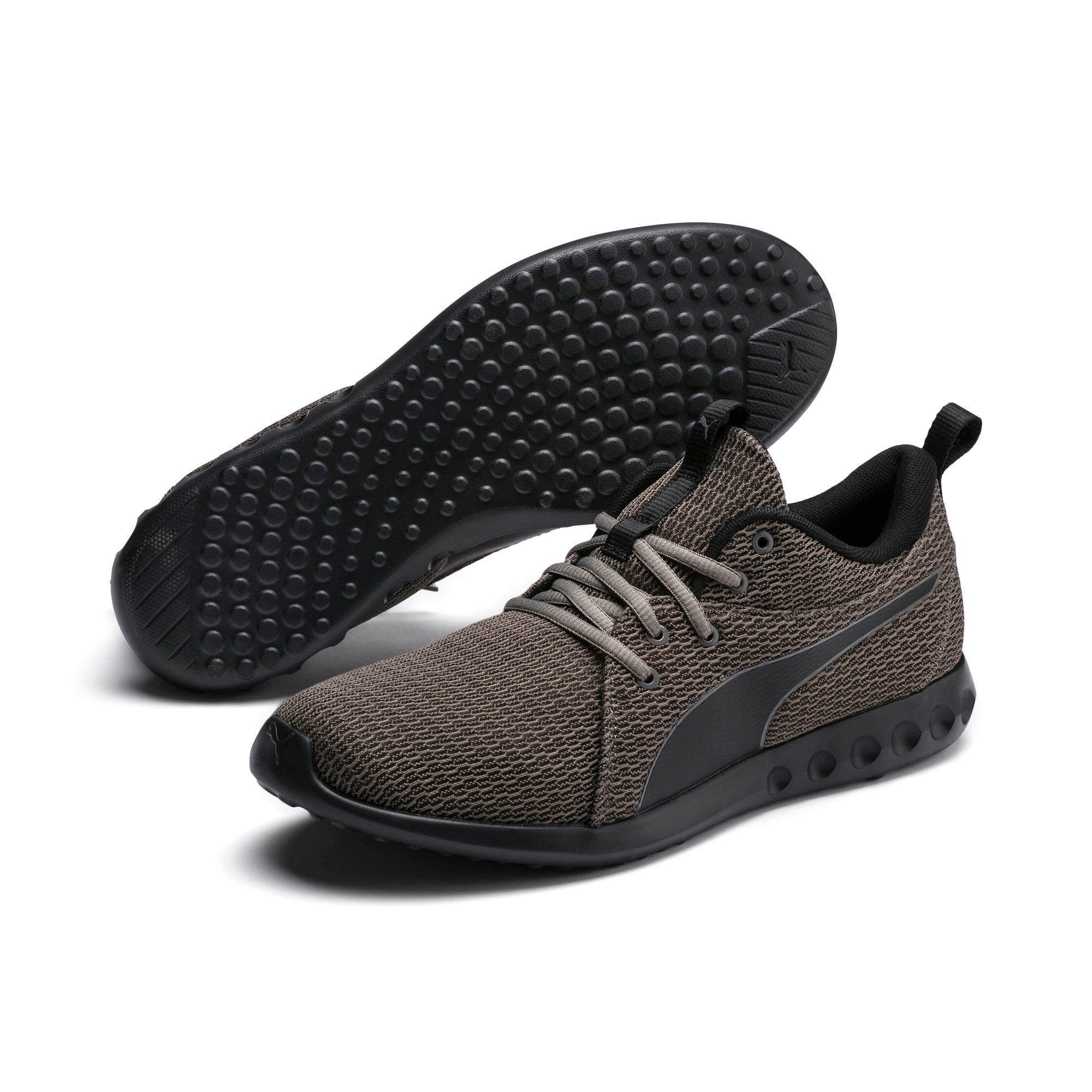 Thumbnail 2 of Scarpe Running Carson 2 New Core uomo, Charcoal Gray-Puma Black, medium