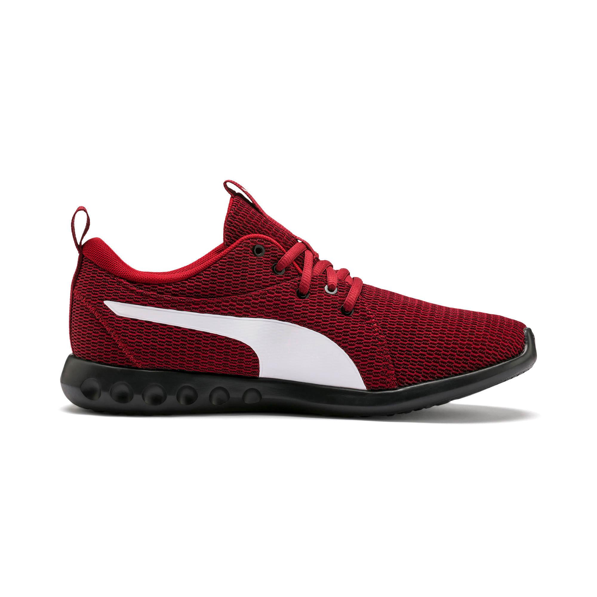Thumbnail 6 of Carson 2 New Core Men's Running Shoes, Rhubarb-White-Black, medium