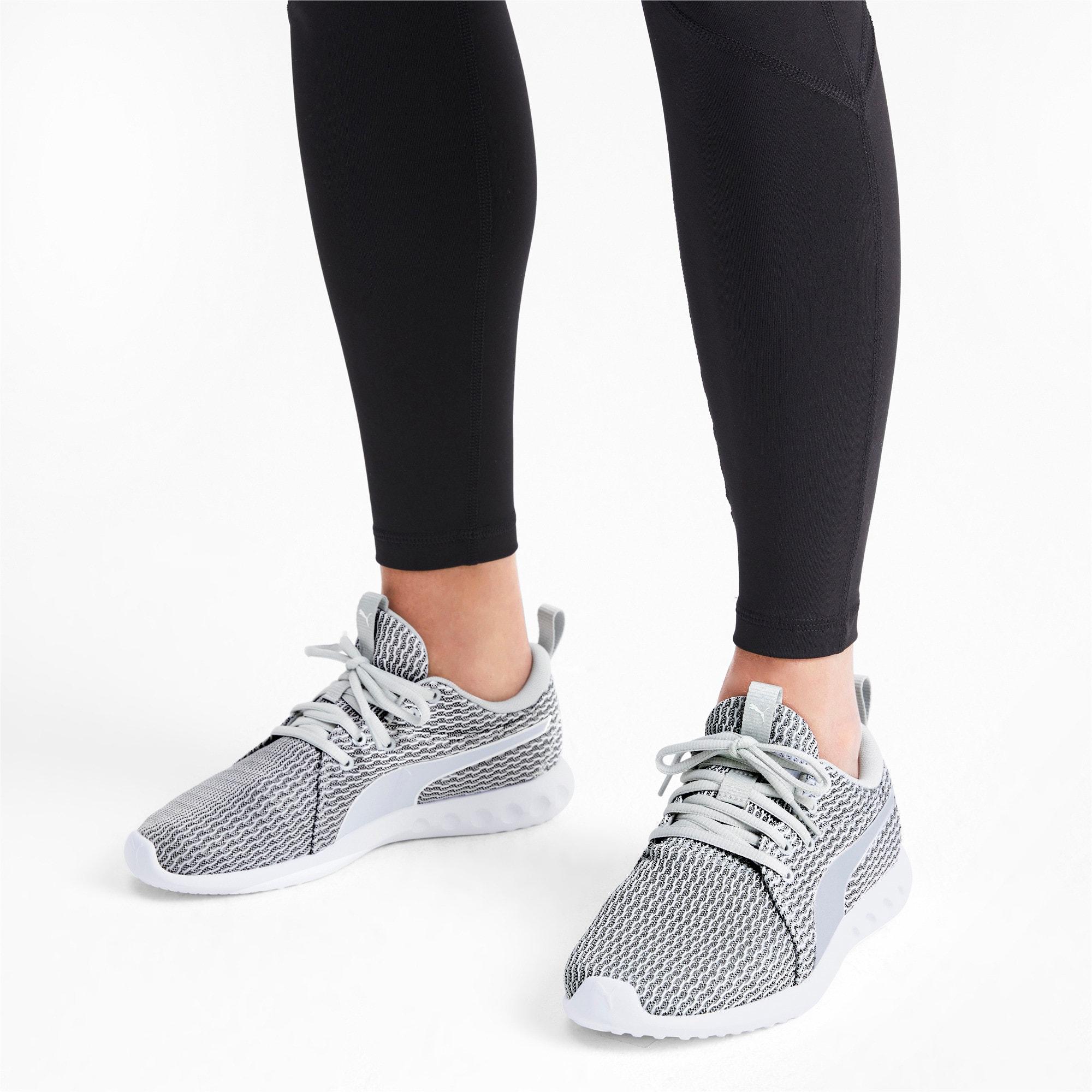 Thumbnail 2 of Carson 2 New Core sportschoenen voor dames, Grey Dawn-Puma Black, medium