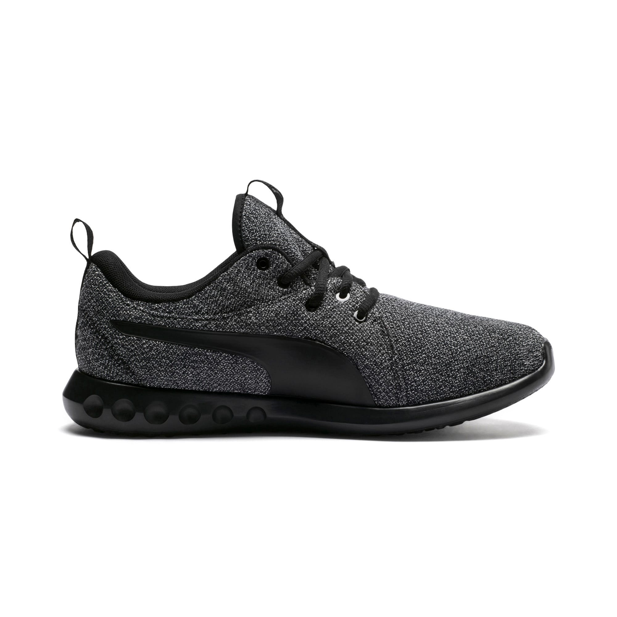 Thumbnail 5 of Carson 2 Knit Men's Training Shoes, Puma Black-Puma Black, medium