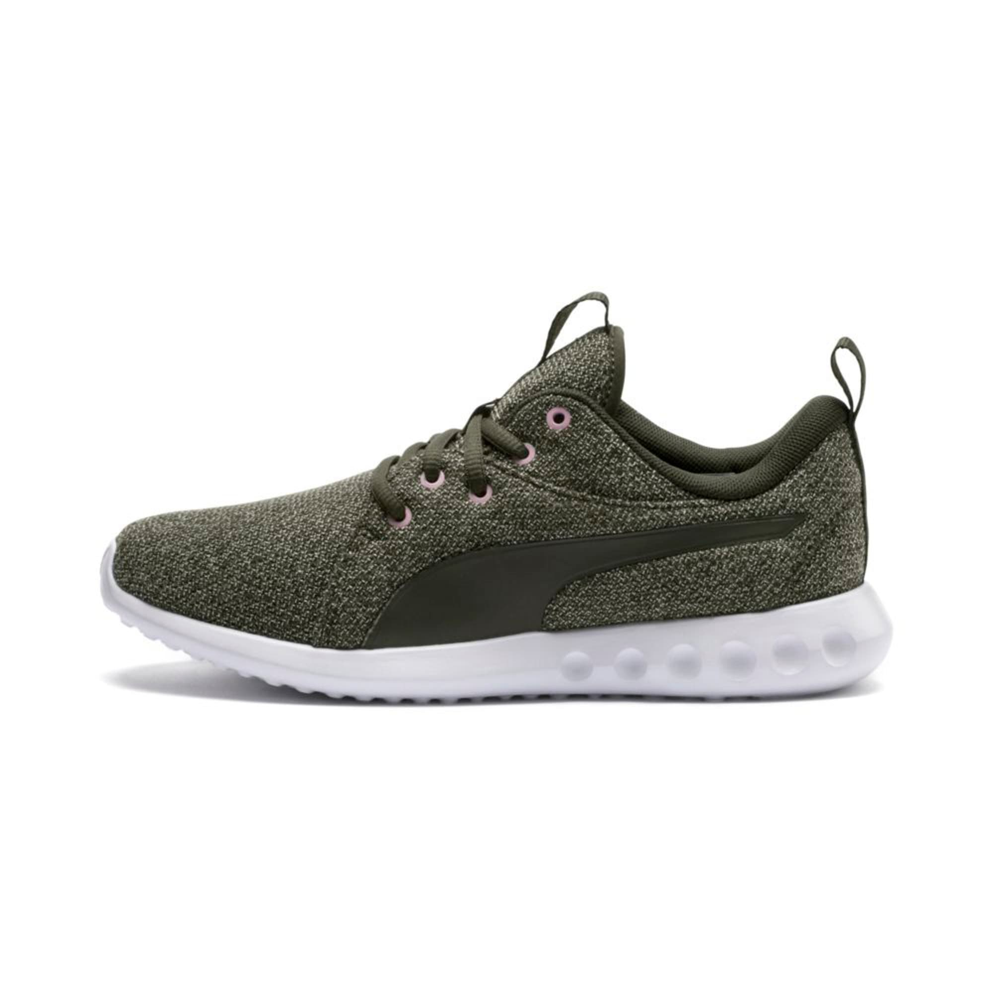 Thumbnail 1 of Carson 2 Knit Women's Trainers, Forest Night, medium-IND