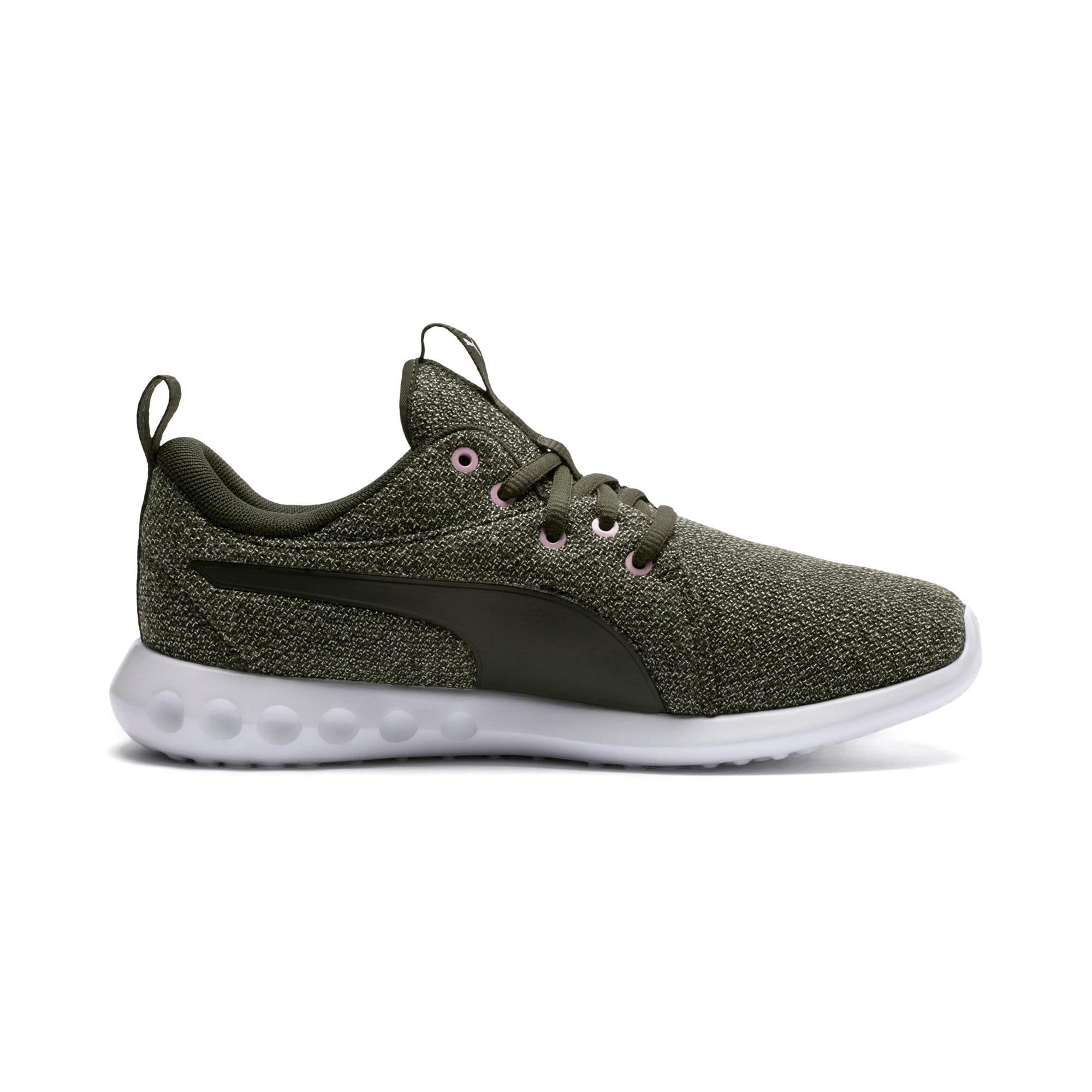 Thumbnail 5 of Carson 2 Knit Women's Trainers, Forest Night, medium-IND