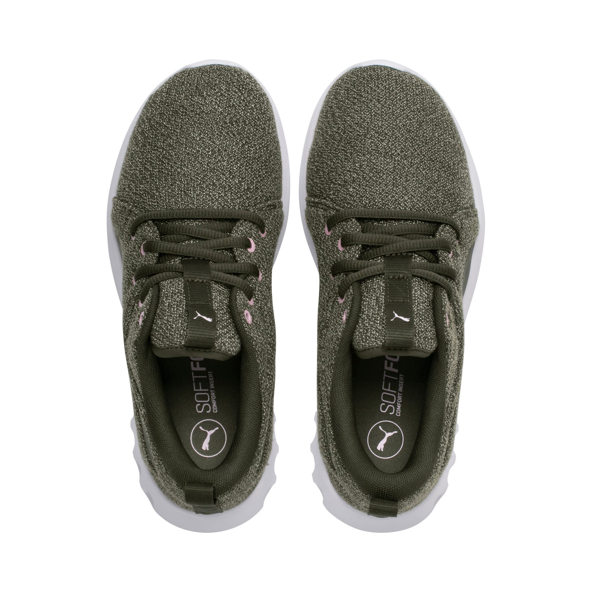 Thumbnail 6 of Carson 2 Knit Women's Trainers, Forest Night, medium-IND