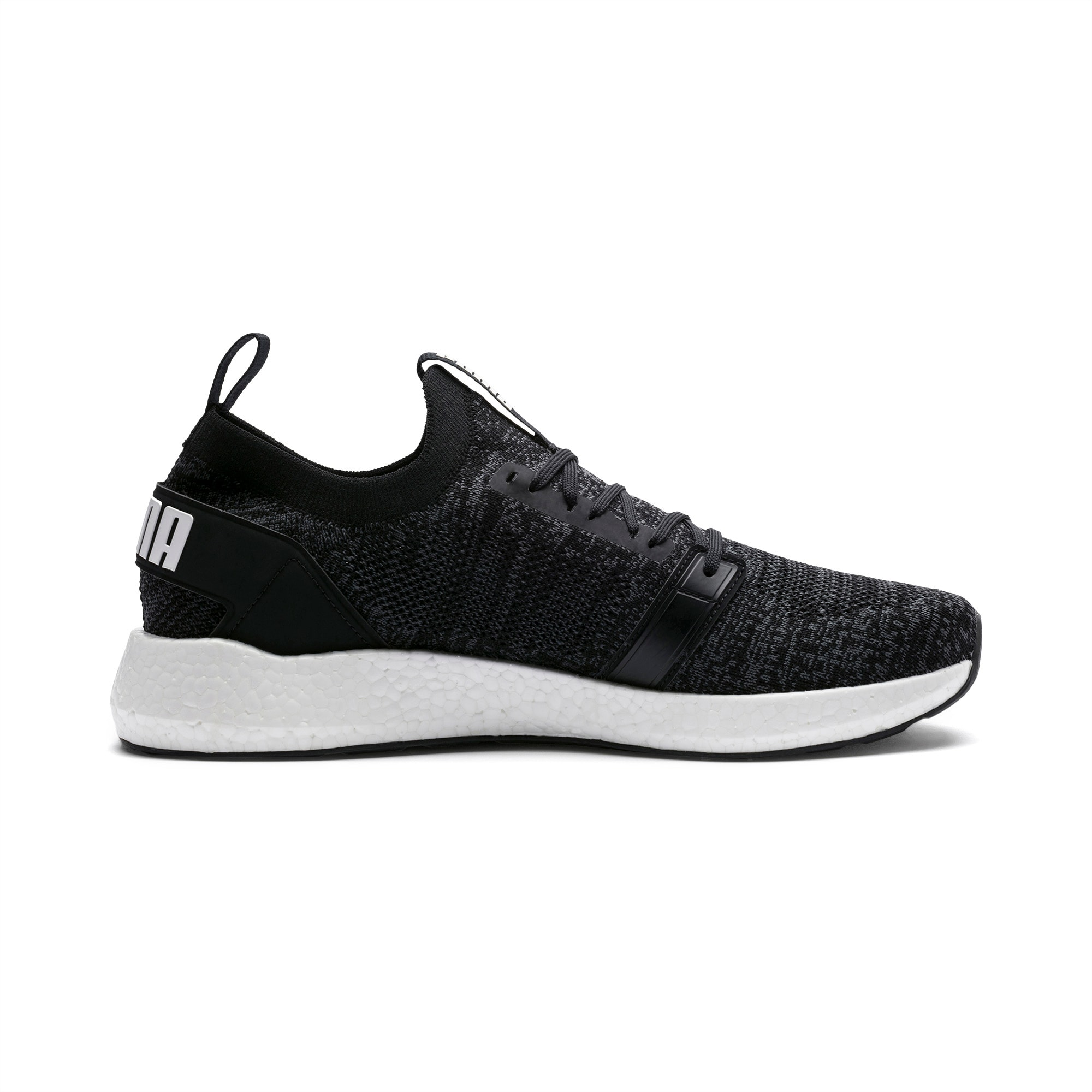 Aburrido Rareza Puñado  NRGY NEKO ENGINEER KNIT Men's Running Shoes | Puma Black-Iron Gate | PUMA  Shoes | PUMA