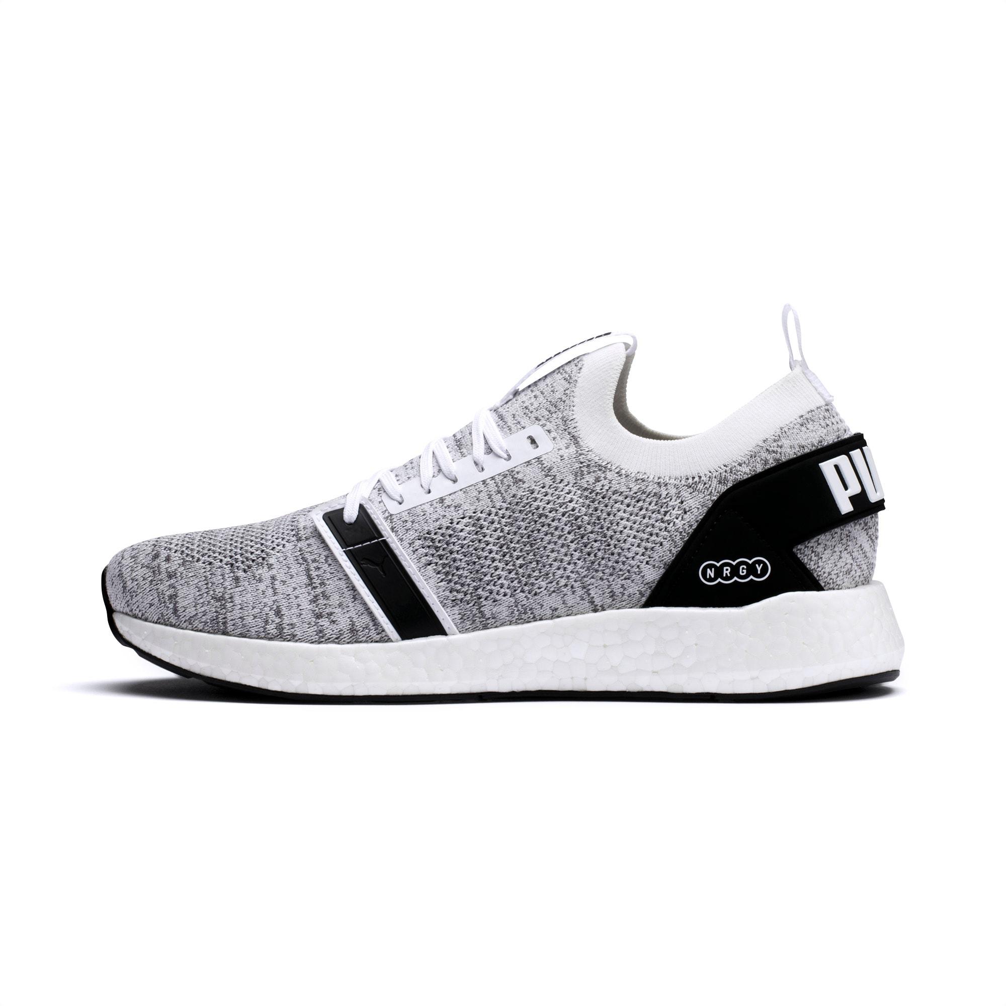 niebla tóxica poco claro Mediana  NRGY NEKO ENGINEER KNIT Men's Running Shoes | Puma White-Puma Black | PUMA  Shoes | PUMA