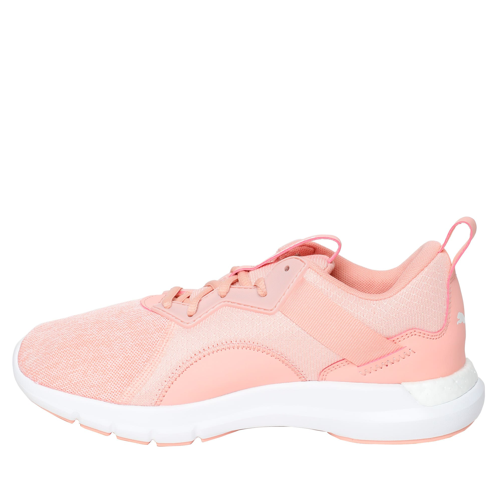 Thumbnail 1 of NRGY Dynamo Futuro Wns Puma Black-Puma W, Peach Bud-Puma White, medium-IND