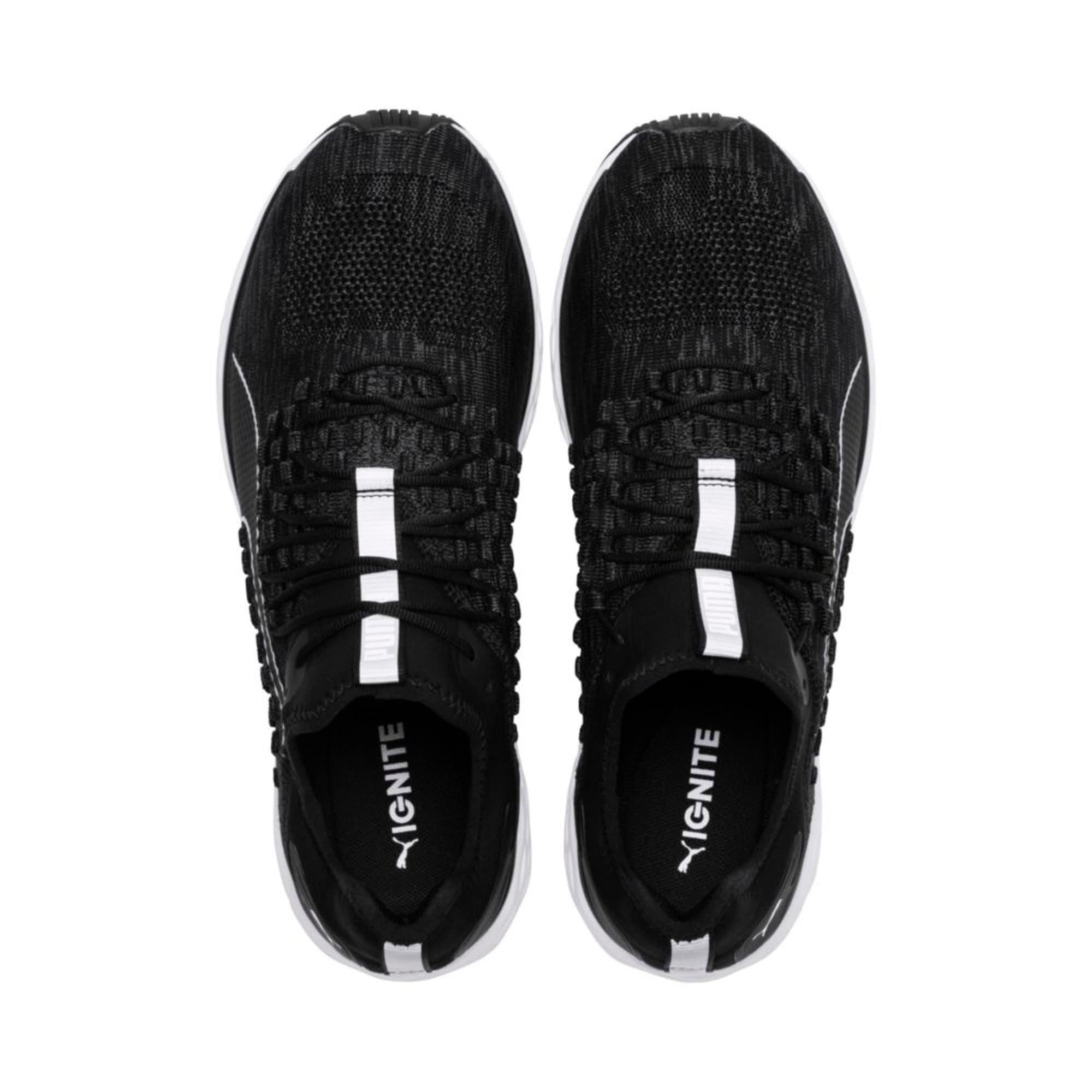 Thumbnail 4 of SPEED FUSEFIT Men's Running Shoes, Puma Black-Iron Gate, medium-IND