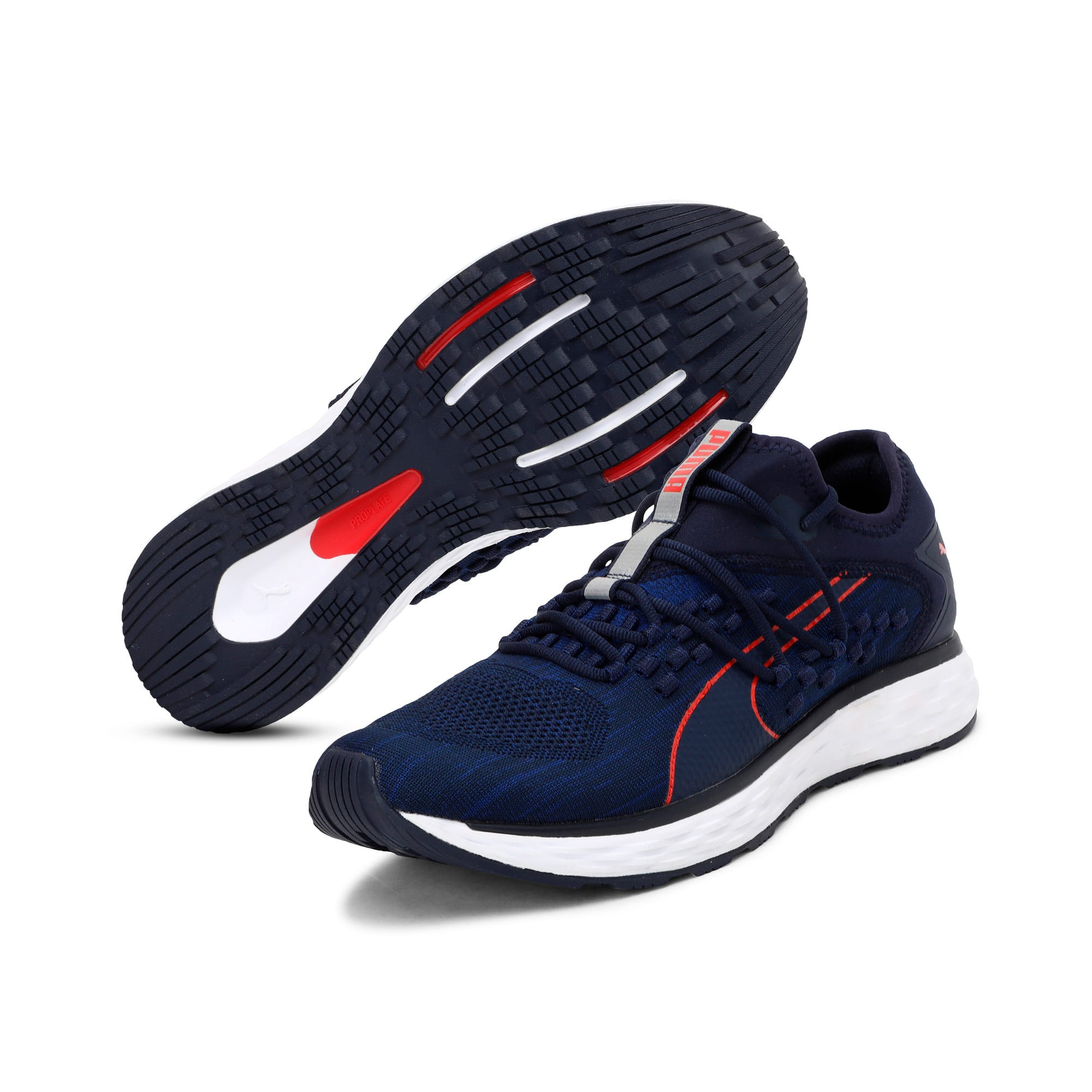 Thumbnail 3 of SPEED FUSEFIT Men's Running Shoes, Peacoat-Sodalite Blue, medium-IND