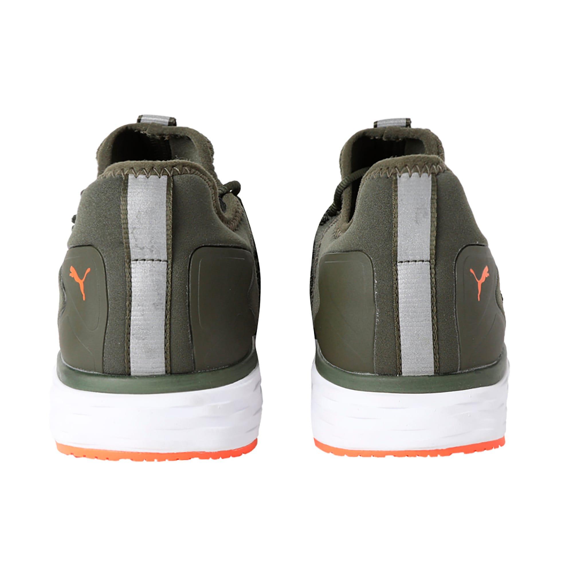 Thumbnail 3 of SPEED FUSEFIT Men's Running Shoes, Forest Night-Firecracker, medium-IND