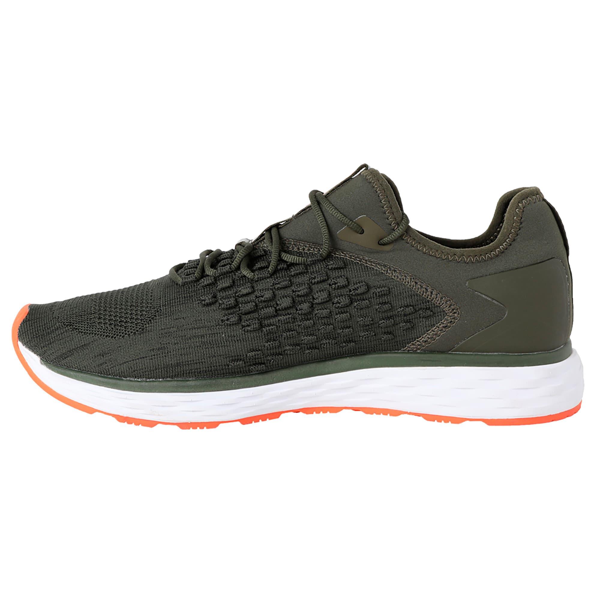 Thumbnail 1 of SPEED FUSEFIT Men's Running Shoes, Forest Night-Firecracker, medium-IND