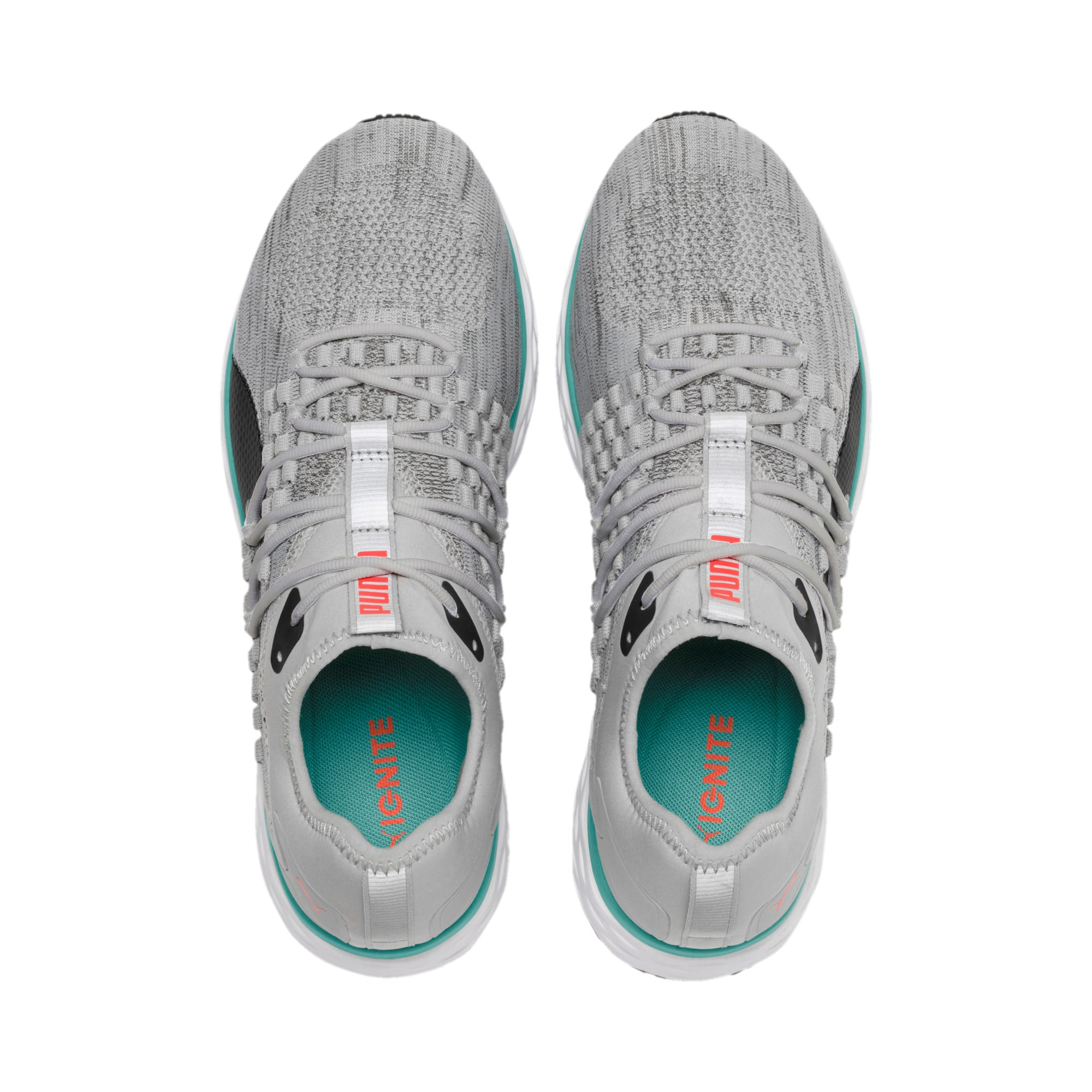 Thumbnail 4 of SPEED FUSEFIT Men's Running Shoes, High Rise-Blue Turquoise, medium-IND