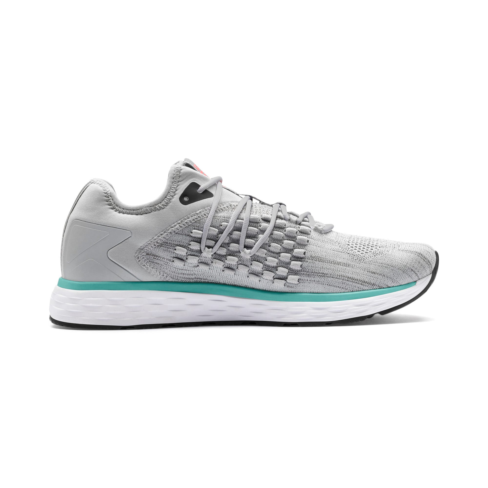 Thumbnail 7 of SPEED FUSEFIT Men's Running Shoes, High Rise-Blue Turquoise, medium-IND