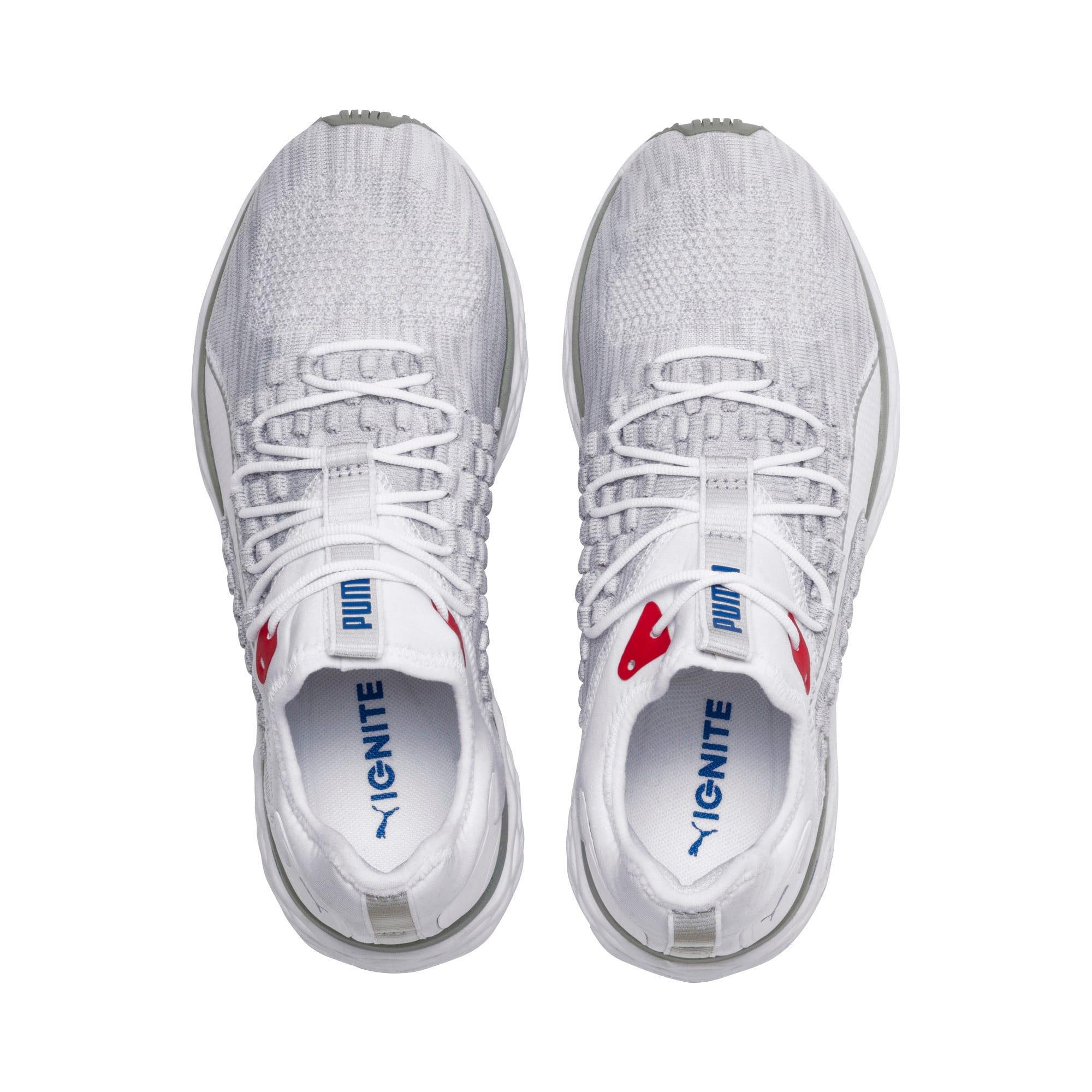 Thumbnail 6 of SPEED FUSEFIT Women's Running Shoes, Puma White-Quarry, medium-IND
