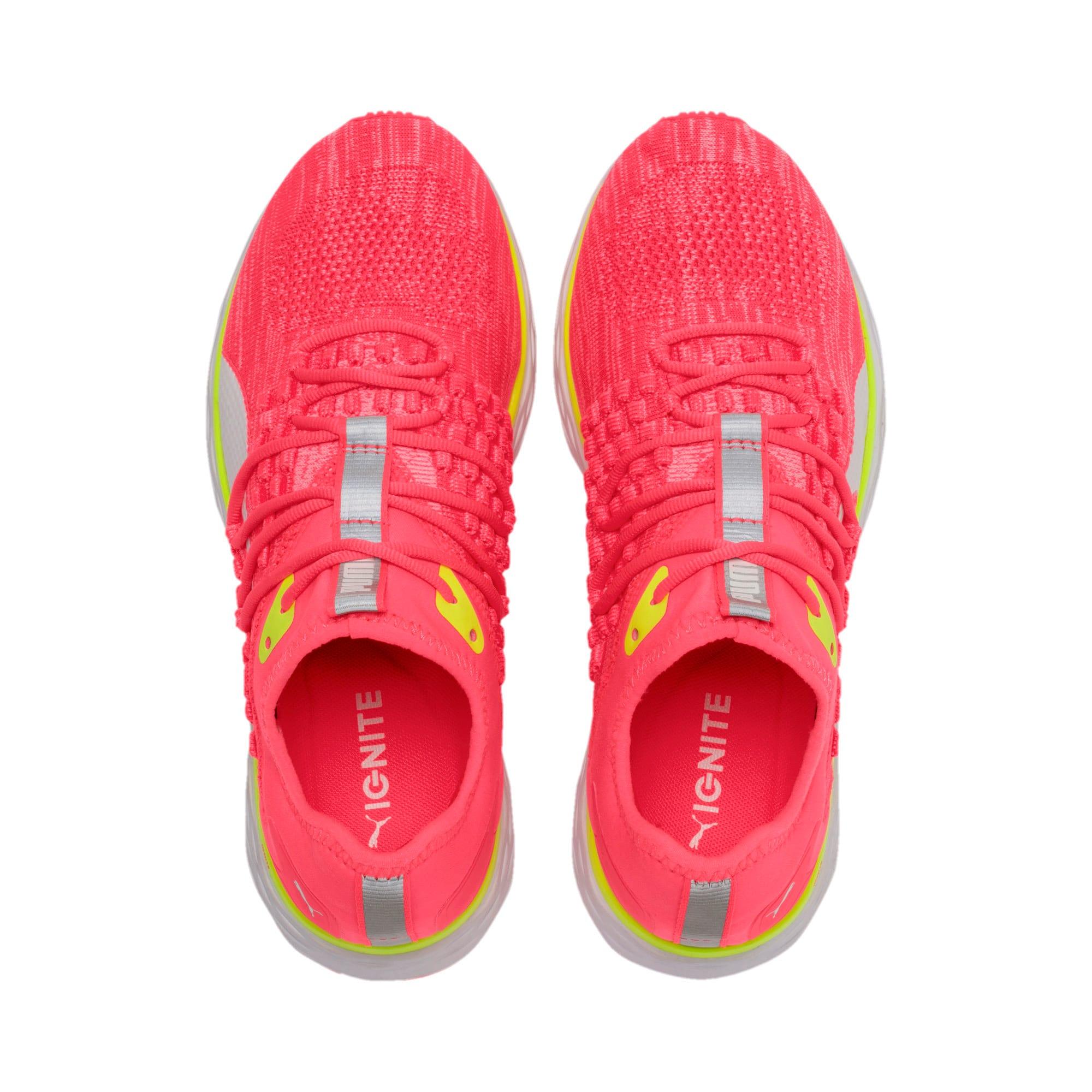 Thumbnail 7 of SPEED FUSEFIT Women's Running Shoes, Pink Alert-Puma White, medium