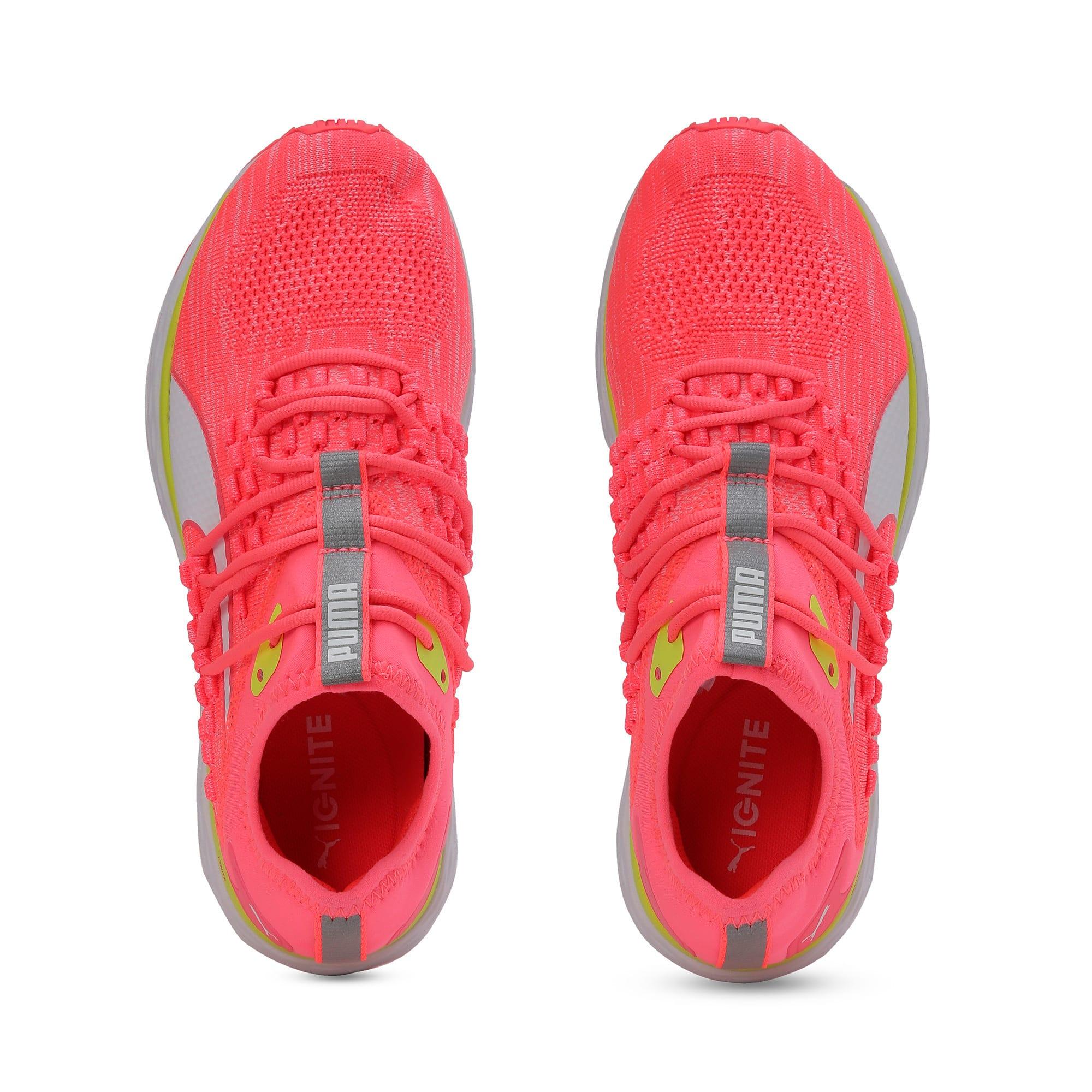 Thumbnail 8 of SPEED FUSEFIT Women's Running Shoes, Pink Alert-Puma White, medium-IND