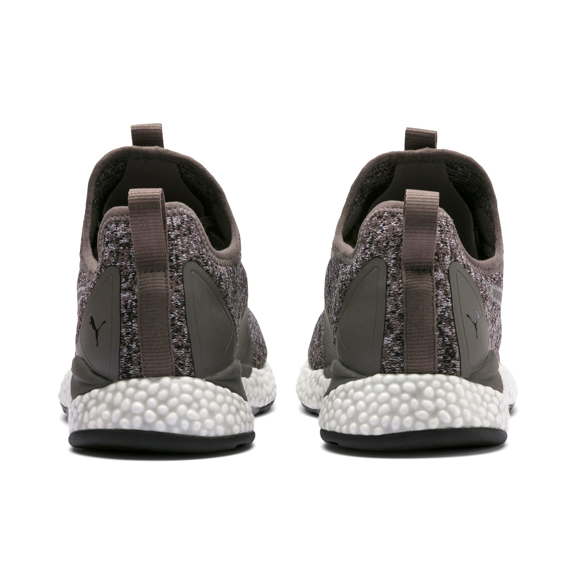Thumbnail 4 of Hybrid Runner Men's Running Shoes, Charcoal Gray-Puma White, medium-IND