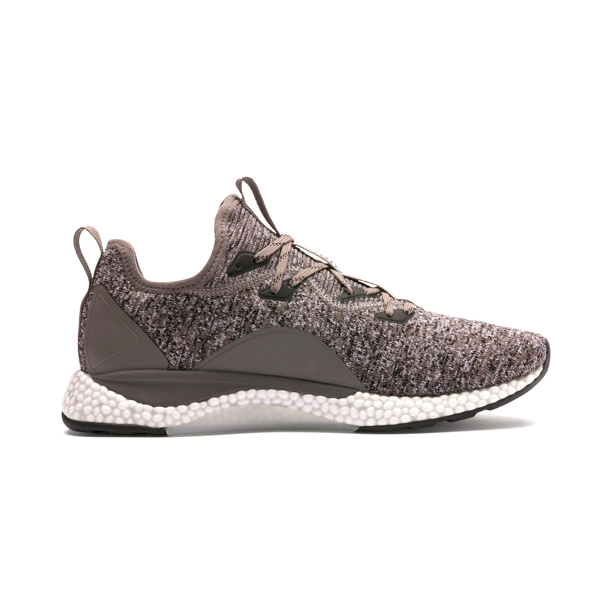 Thumbnail 6 of Hybrid Runner Men's Running Shoes, Charcoal Gray-Puma White, medium-IND