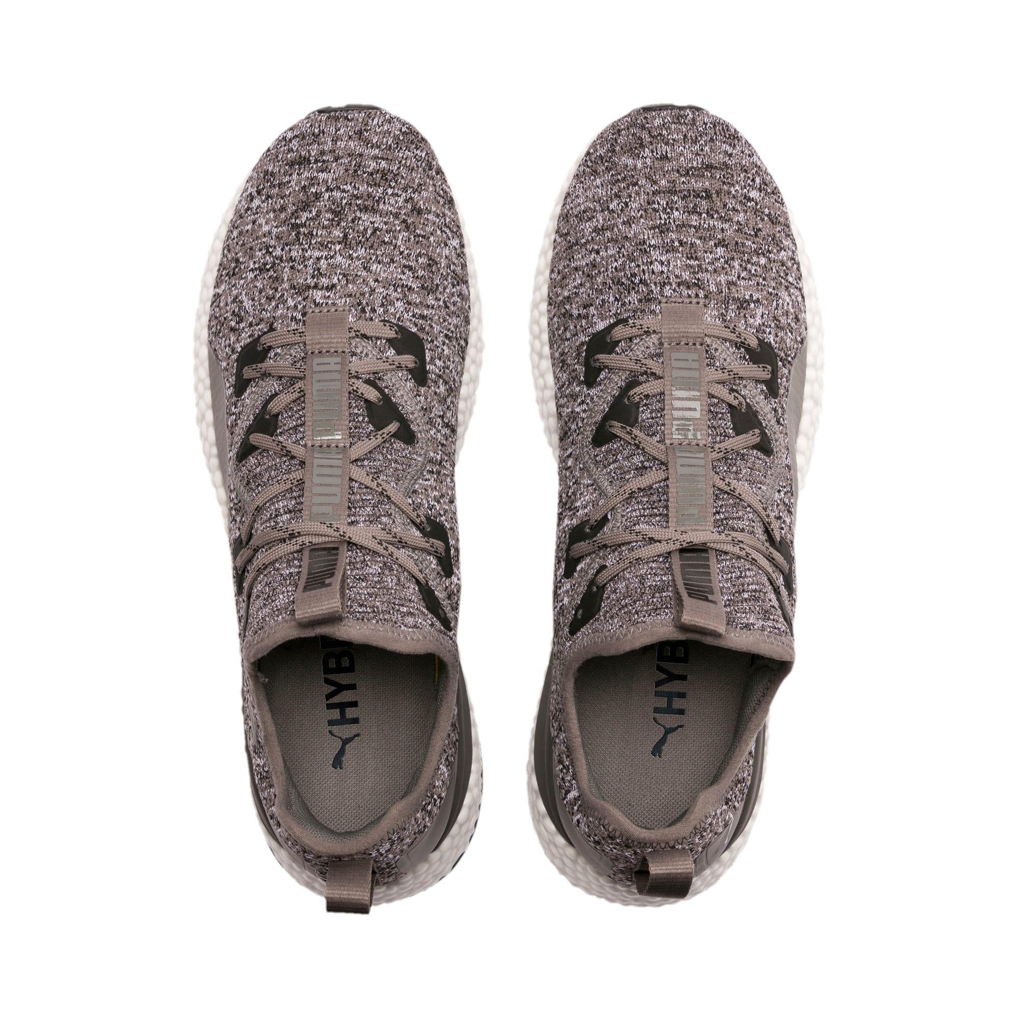 Thumbnail 7 of Hybrid Runner Men's Running Shoes, Charcoal Gray-Puma White, medium-IND