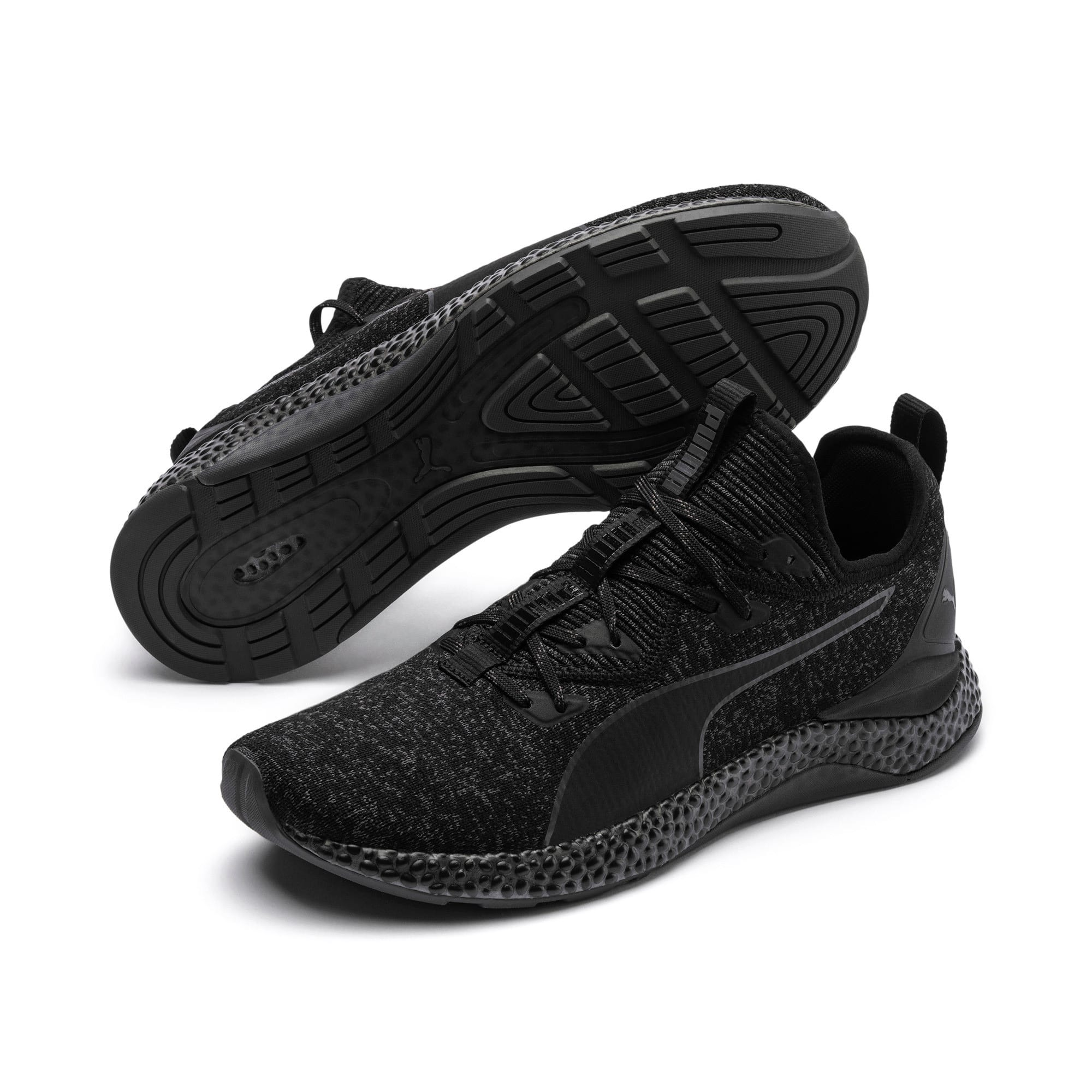 Thumbnail 3 of Hybrid Runner hardloopschoenen voor heren, Asphalt-Puma Black, medium
