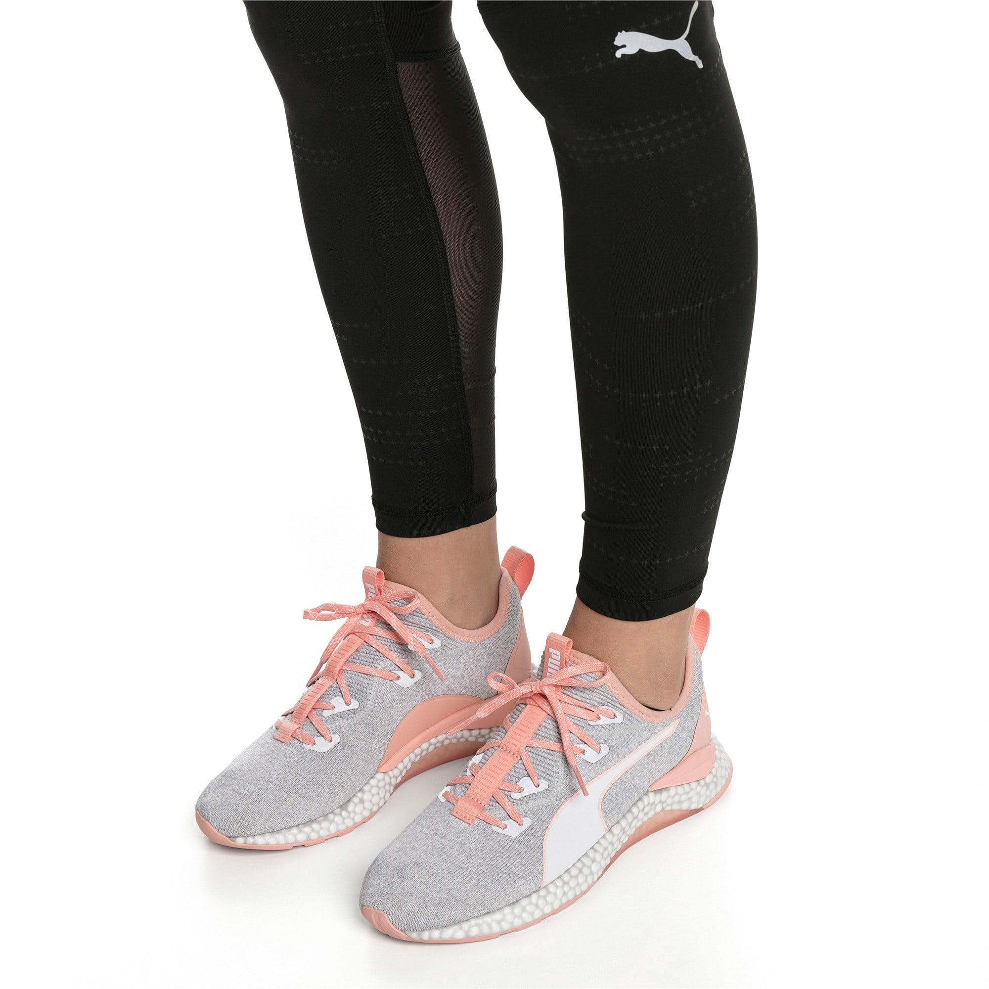 Thumbnail 2 of HYBRID Runner Women's Running Shoes, Glacier Gray-Peach Bud, medium