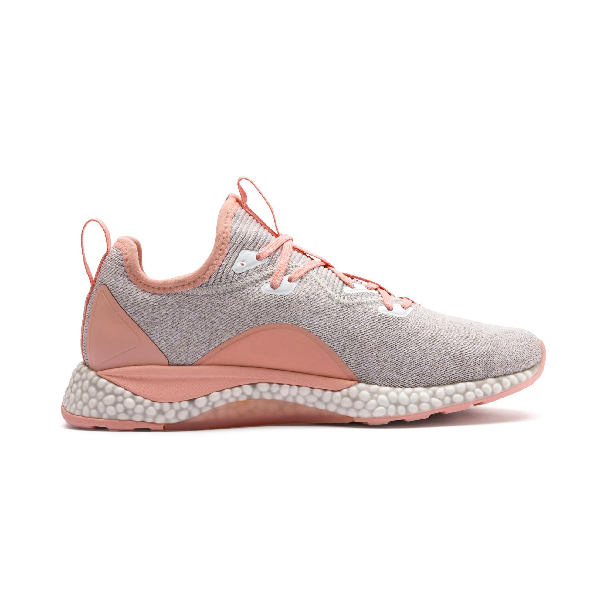 Thumbnail 6 of HYBRID Runner Women's Running Shoes, Glacier Gray-Peach Bud, medium