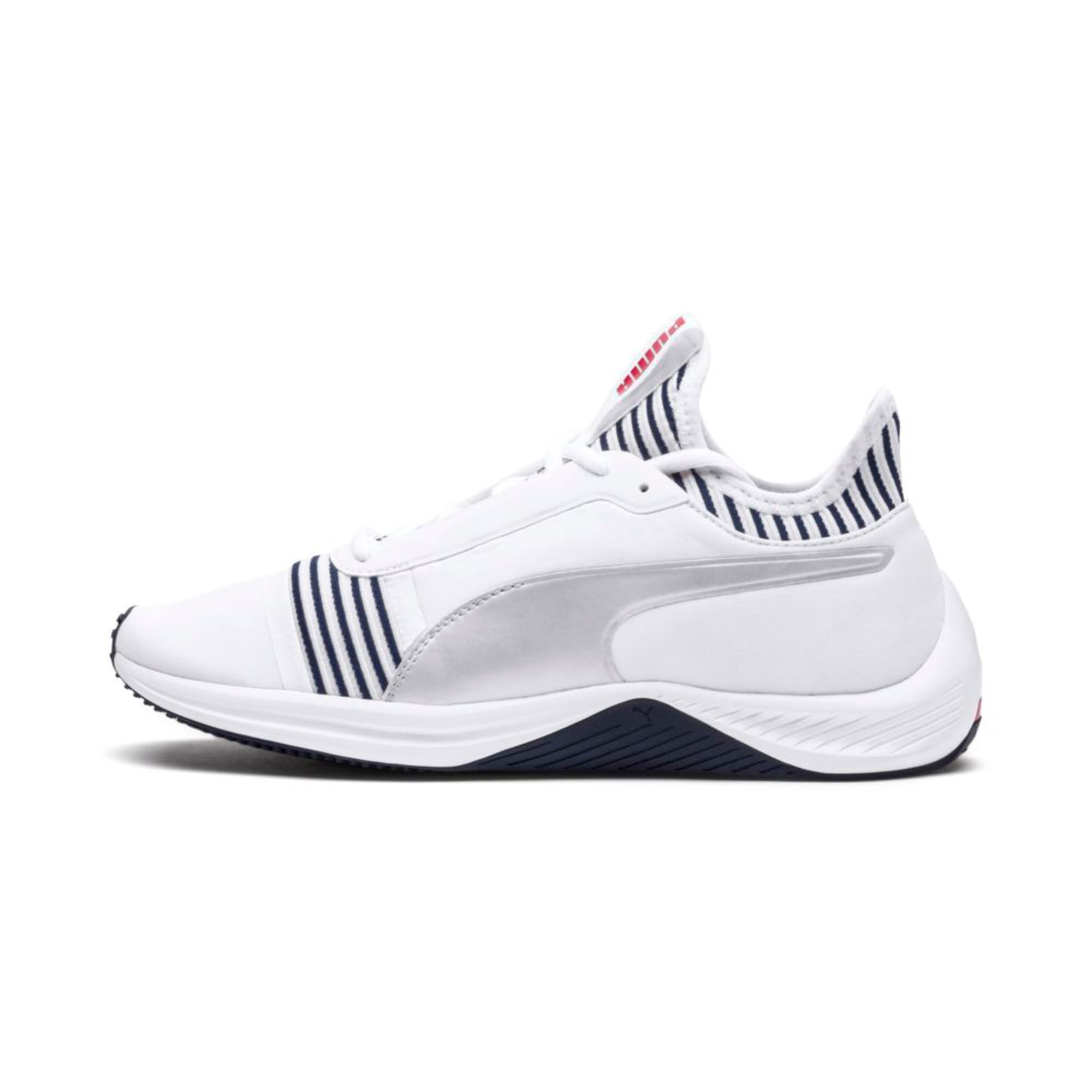 Thumbnail 1 of Amp XT Women's Trainers, Puma White-Peacoat, medium-IND