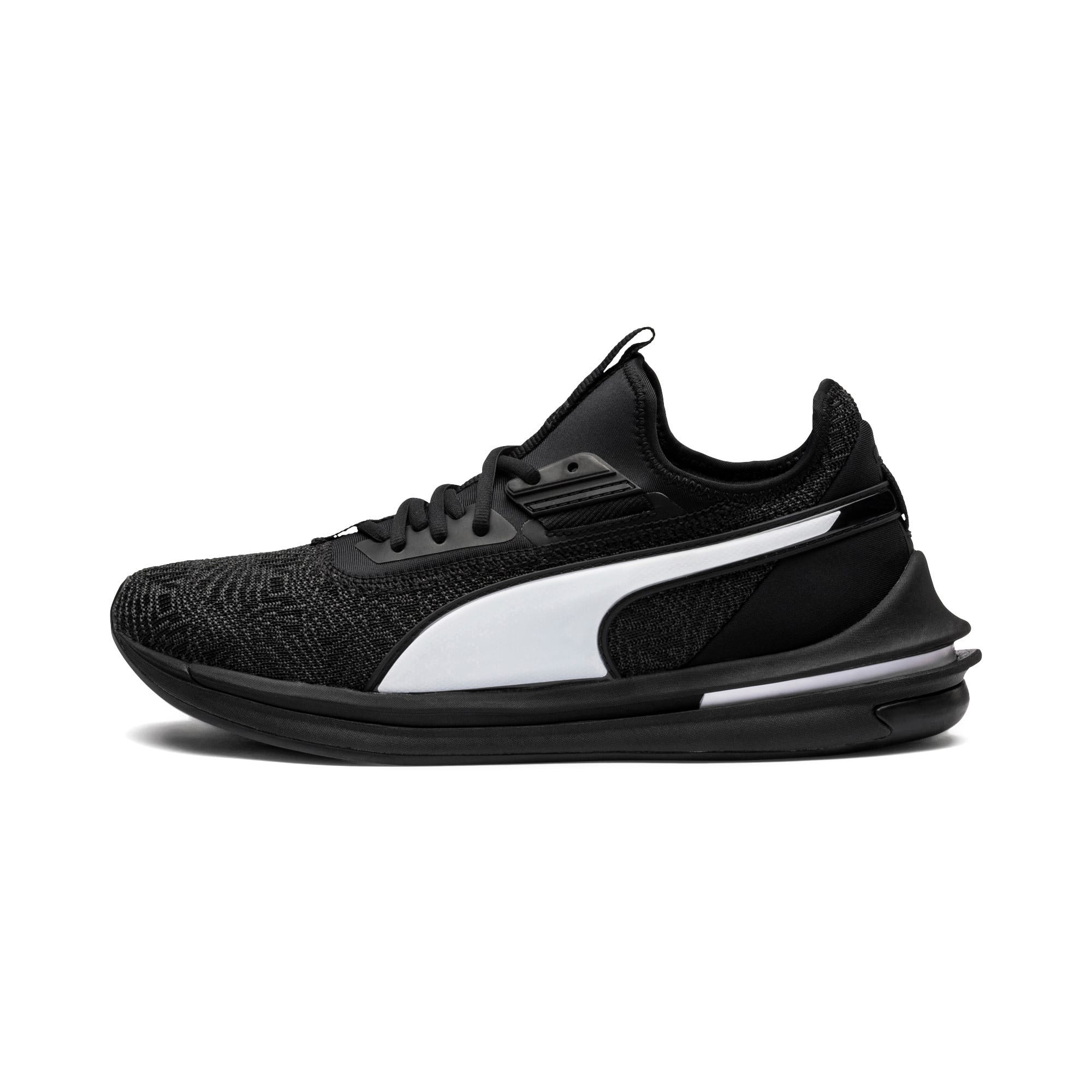 Thumbnail 1 of IGNITE Limitless SR-71 Running Shoes, Puma Black, medium-IND