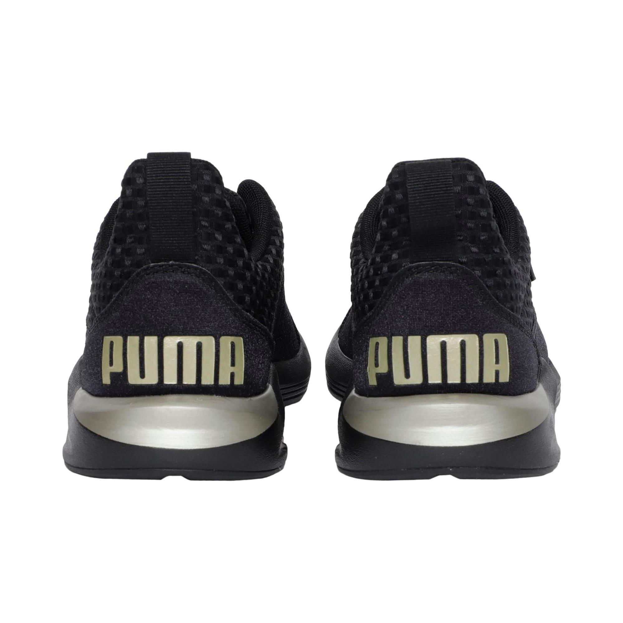 Thumbnail 3 of Prodigy VT Wn's, Puma Black-Metallic Gold, medium-IND