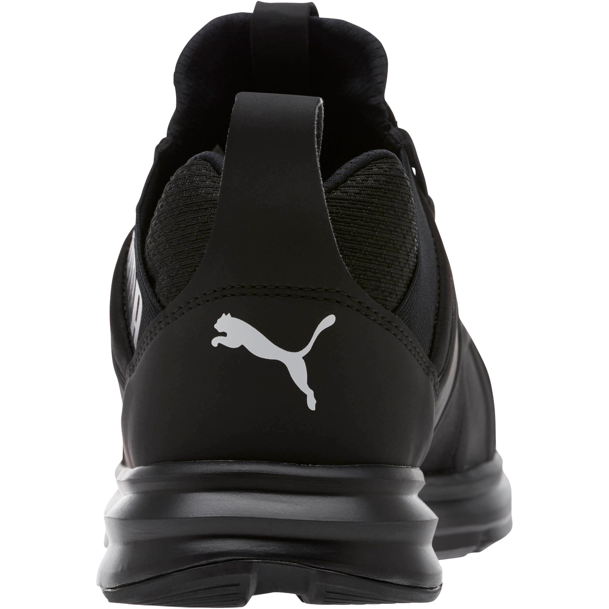 Thumbnail 4 of Enzo Wide Men's Training Shoes, Puma Black, medium