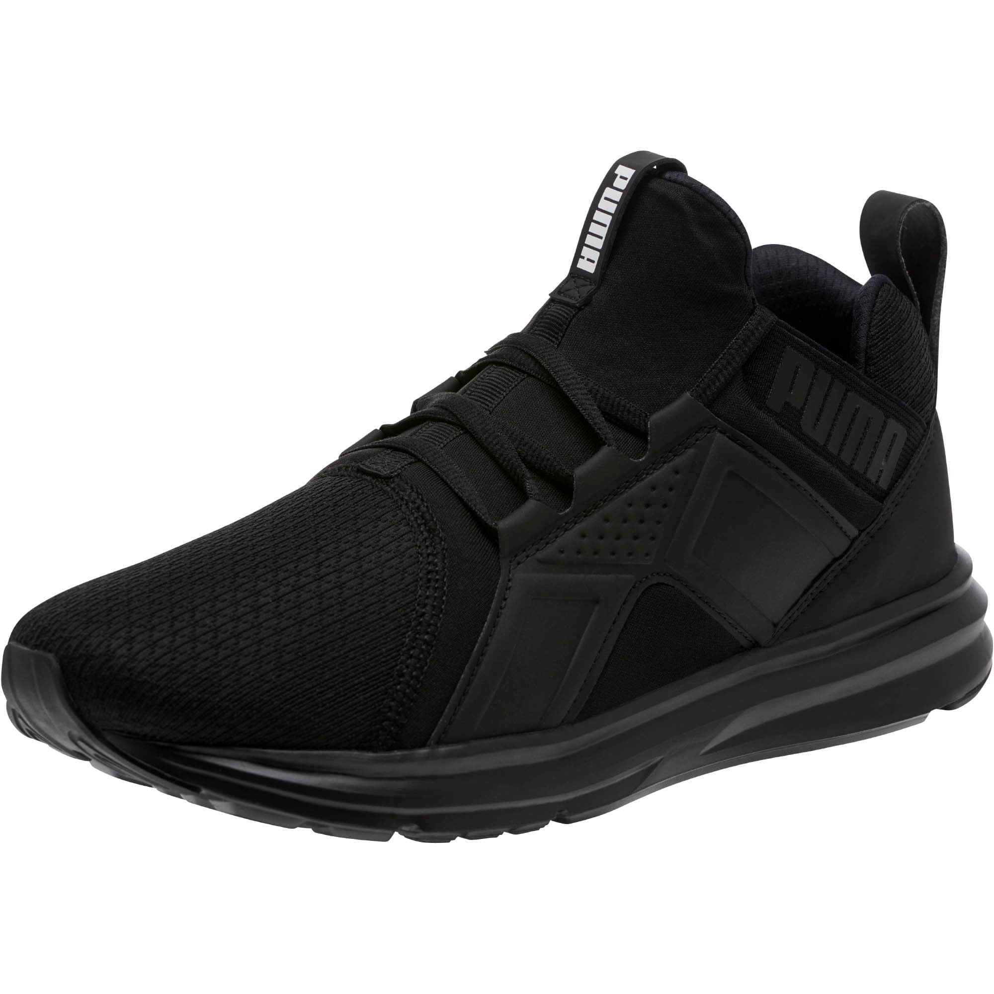 Thumbnail 1 of Enzo Wide Men's Training Shoes, Puma Black, medium