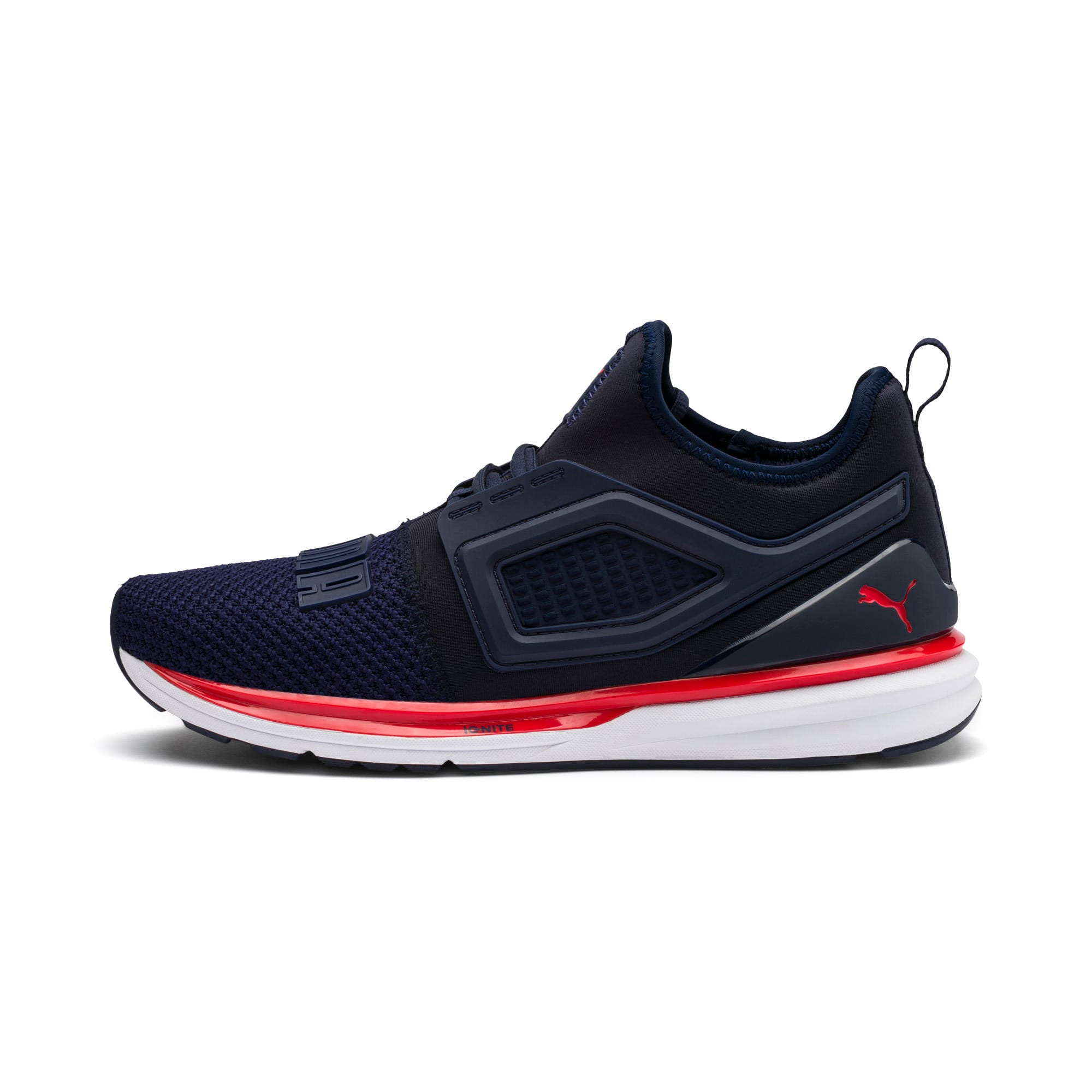 Thumbnail 1 of Chaussure de course IGNITE Limitless 2, Peacoat-High Risk Red, medium