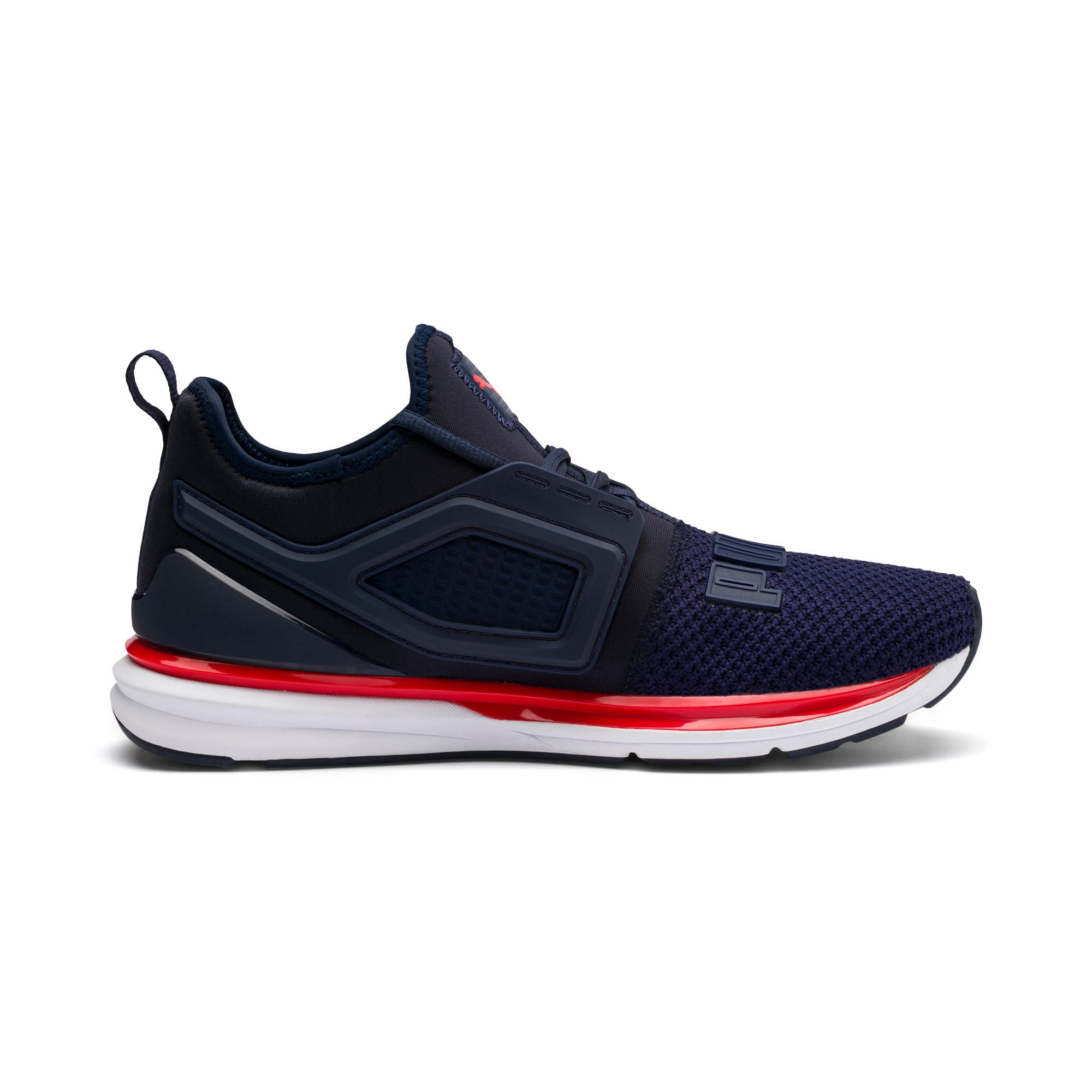 Thumbnail 5 of Chaussure de course IGNITE Limitless 2, Peacoat-High Risk Red, medium