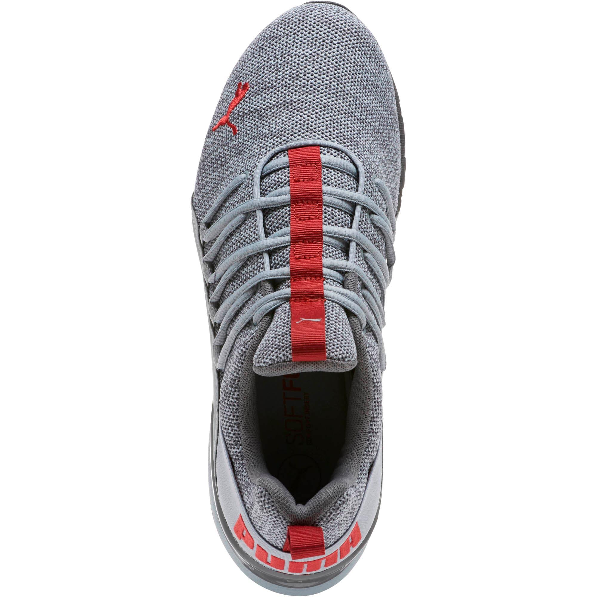 Thumbnail 5 of Axelion Men's Training Shoes, Quarry-QUIET SHADE-Red, medium