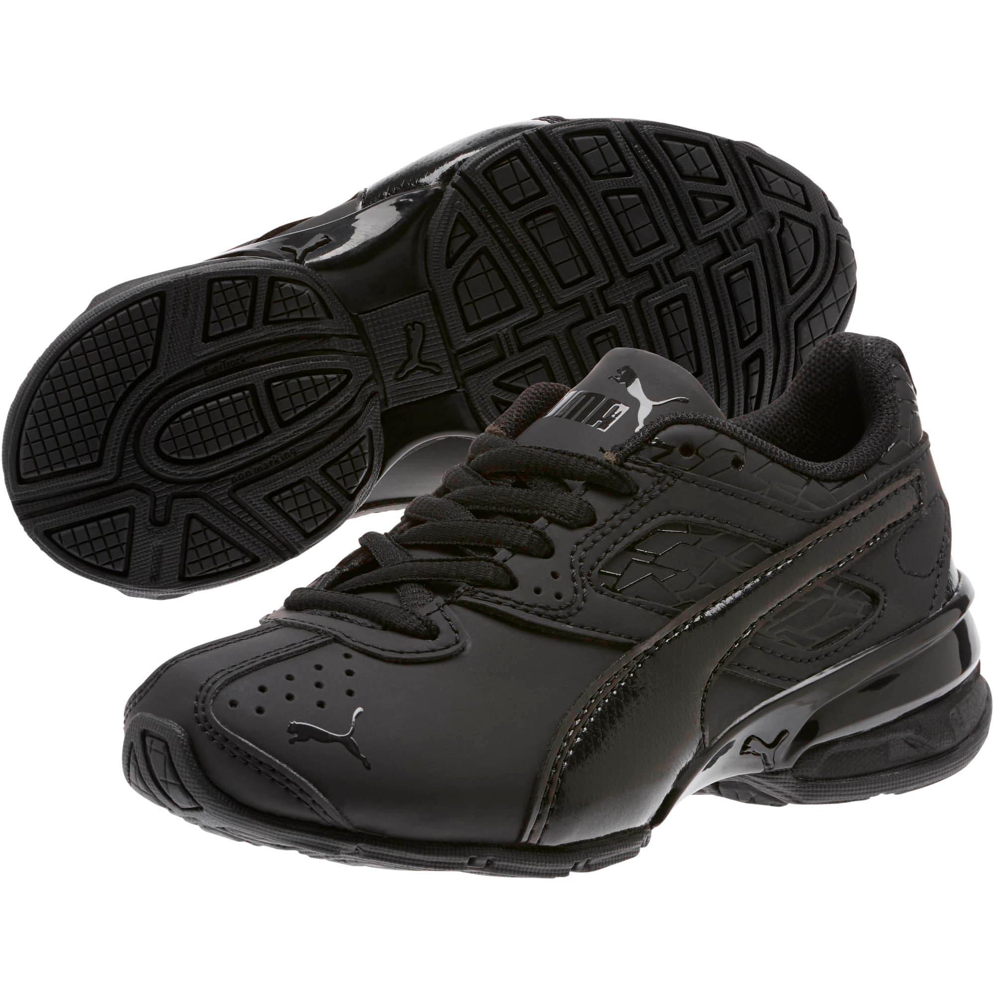 Thumbnail 2 of Tazon 6 Fracture AC Little Kids' Shoes, Puma Black, medium