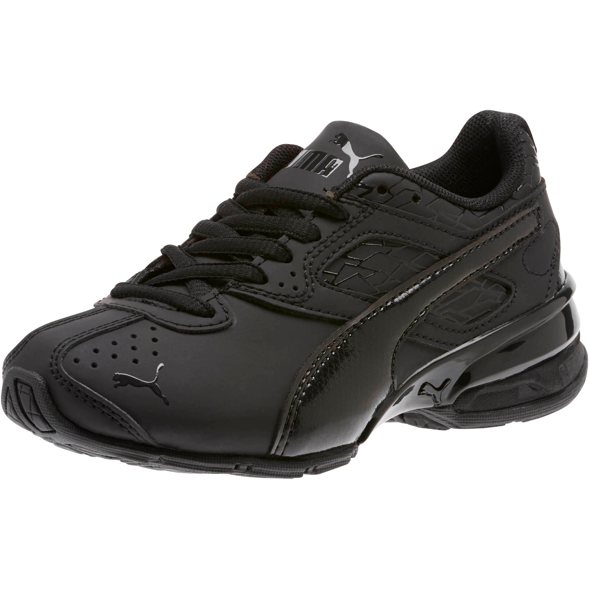 Thumbnail 1 of Tazon 6 Fracture AC Little Kids' Shoes, Puma Black, medium