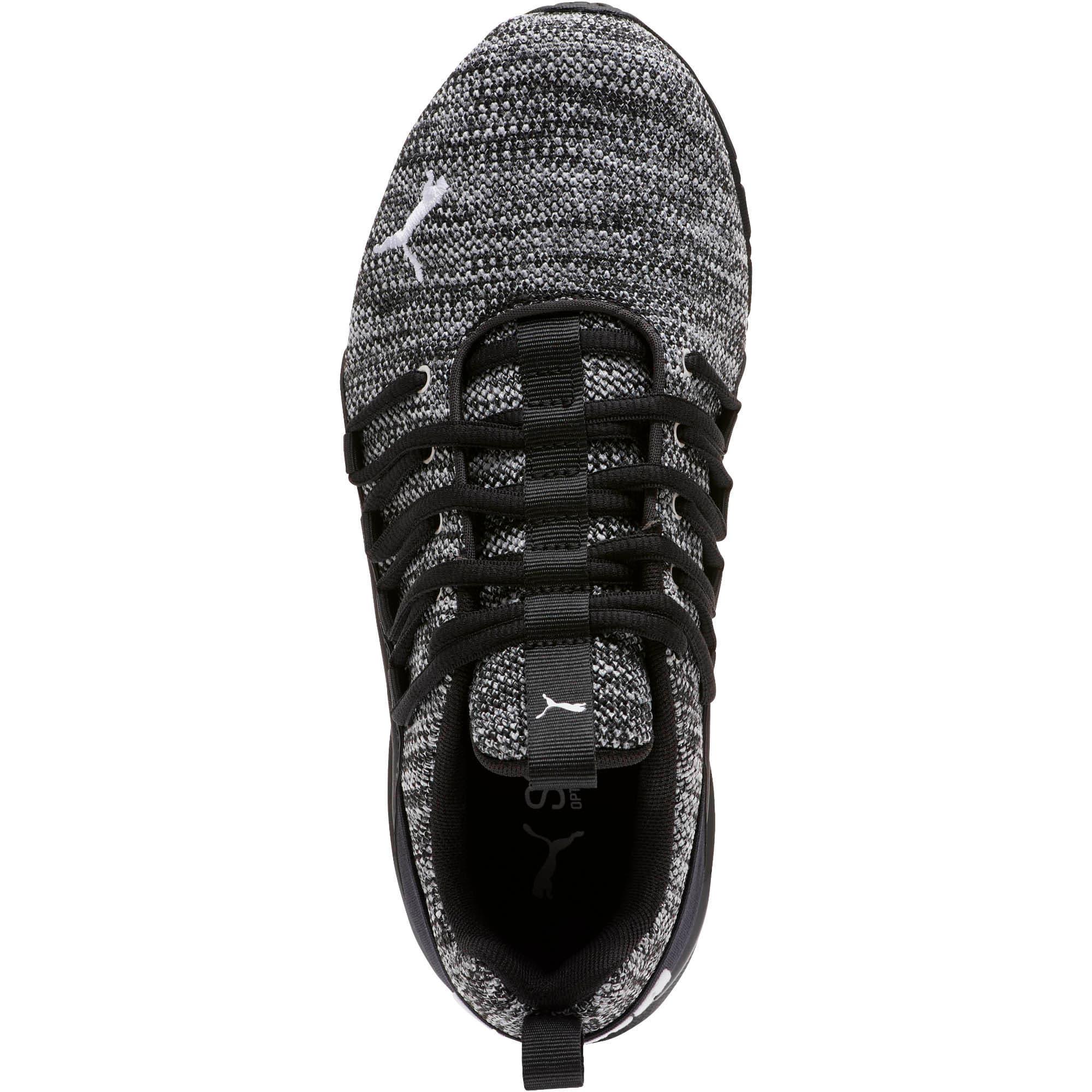 Thumbnail 5 of Axelion Training Shoes JR, Puma Black, medium