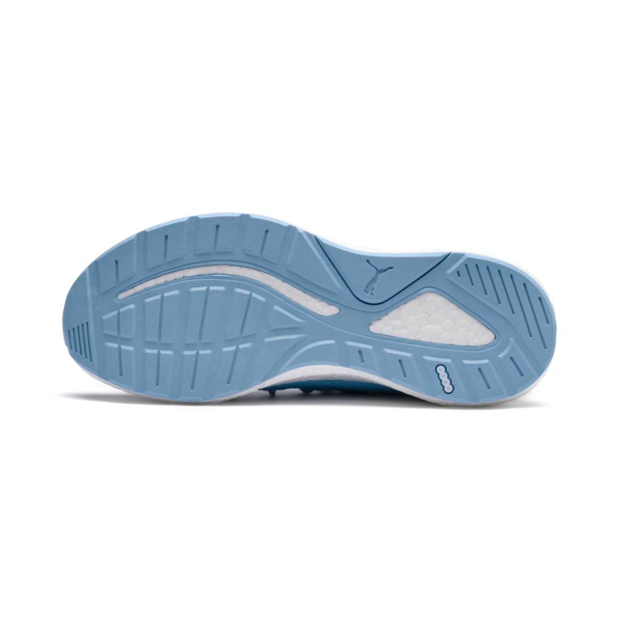 Thumbnail 2 of NRGY Neko Knit Women's Running Shoes, CERULEAN-Peacoat, medium-IND