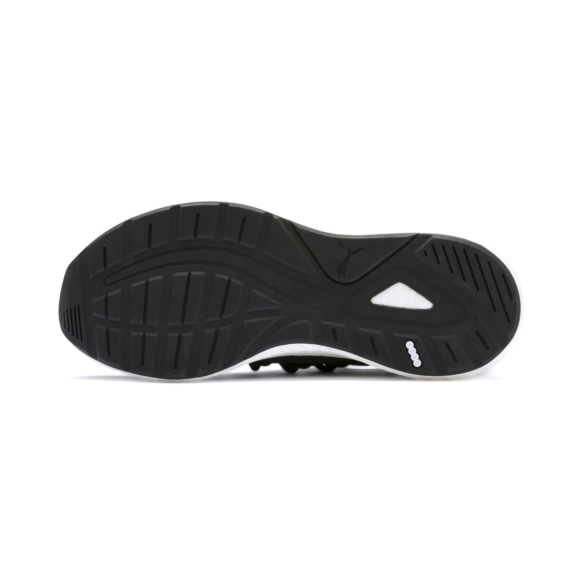 Thumbnail 5 of NRGY Neko Knit Women's Running Shoes, Puma Black-Bridal Rose, medium