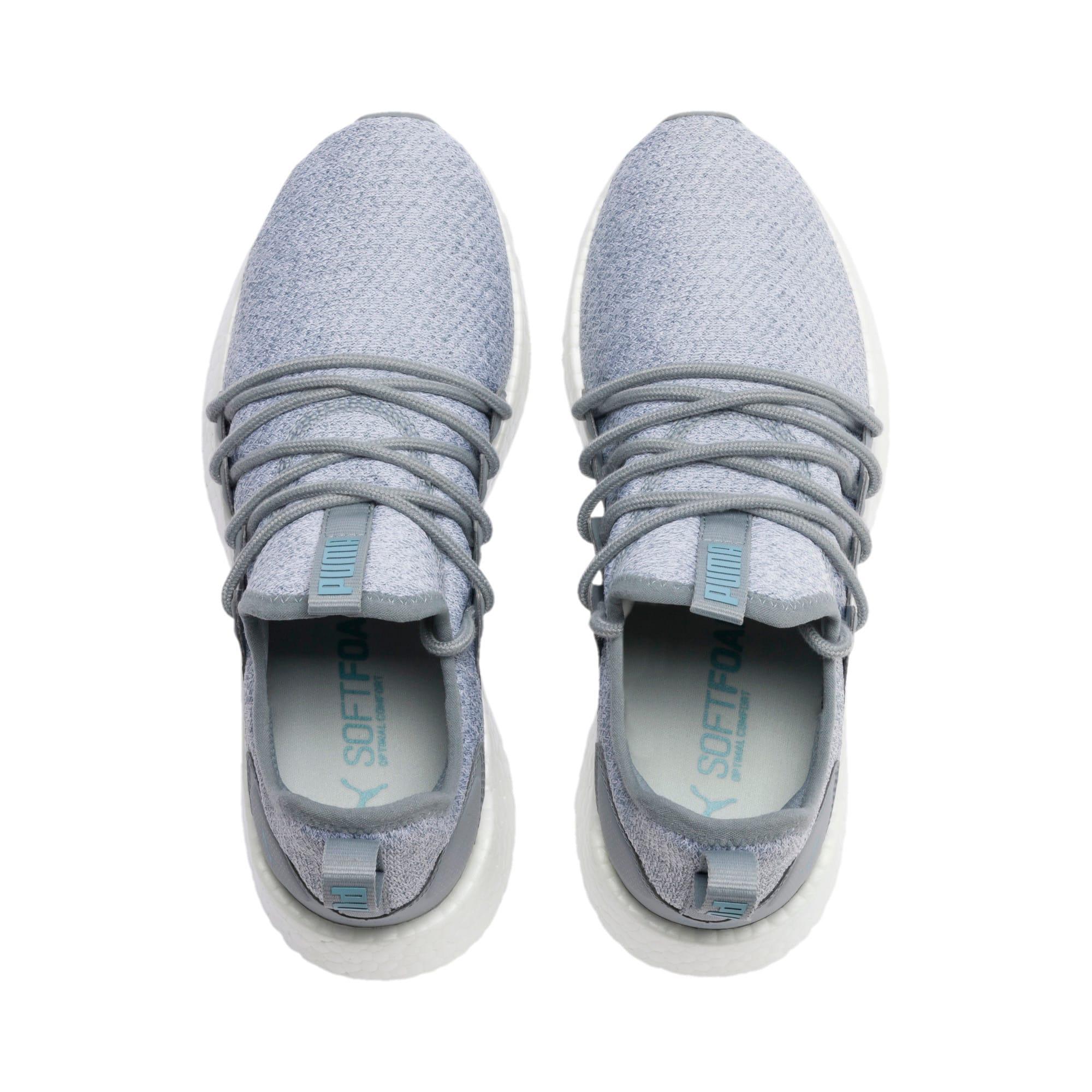 Thumbnail 4 of NRGY Neko Knit Women's Running Shoes, Quarry, medium-IND