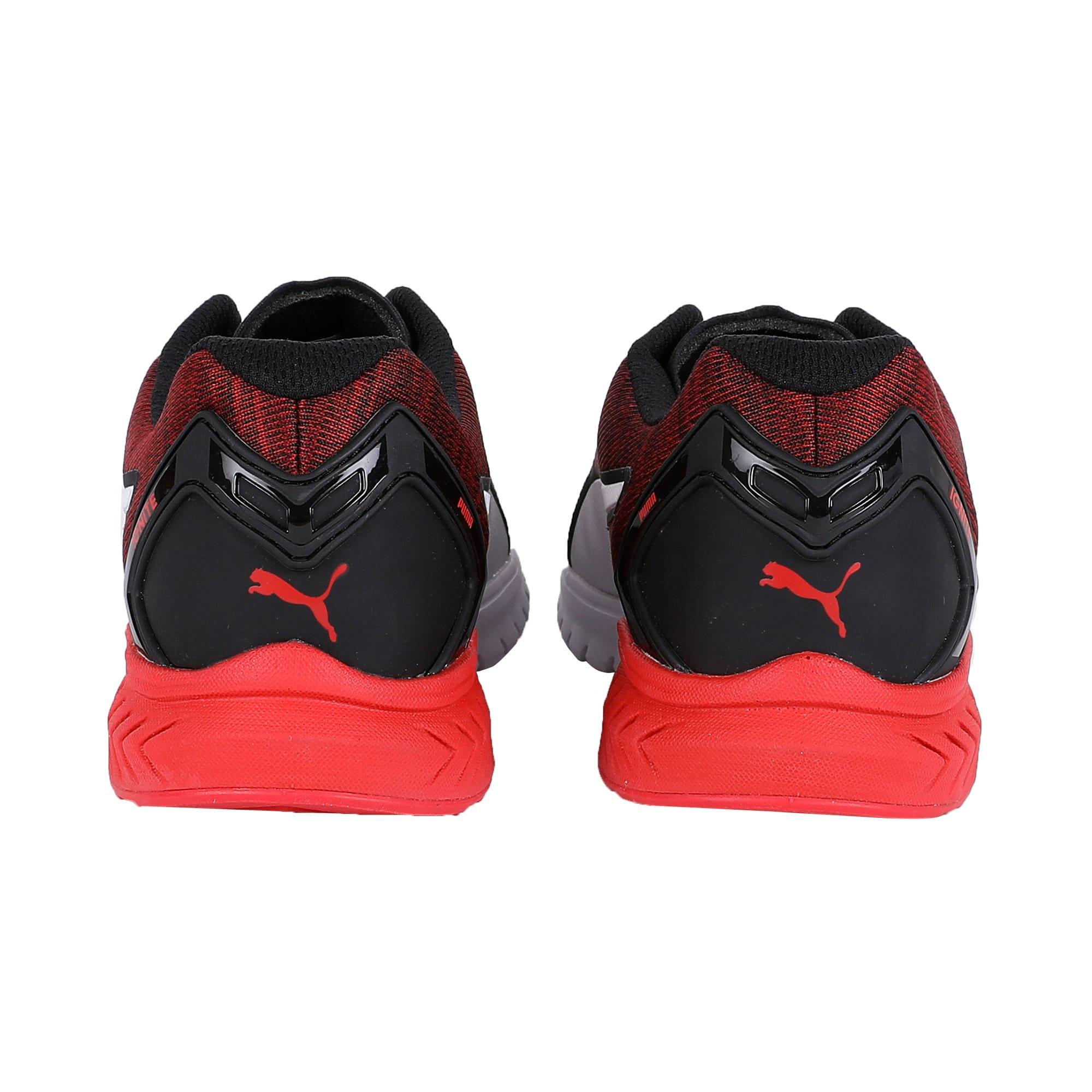 Thumbnail 2 of IGNITE Dual NM Puma Black-Ribbon Red-Pum, Black-Ribbon Red-White, medium-IND