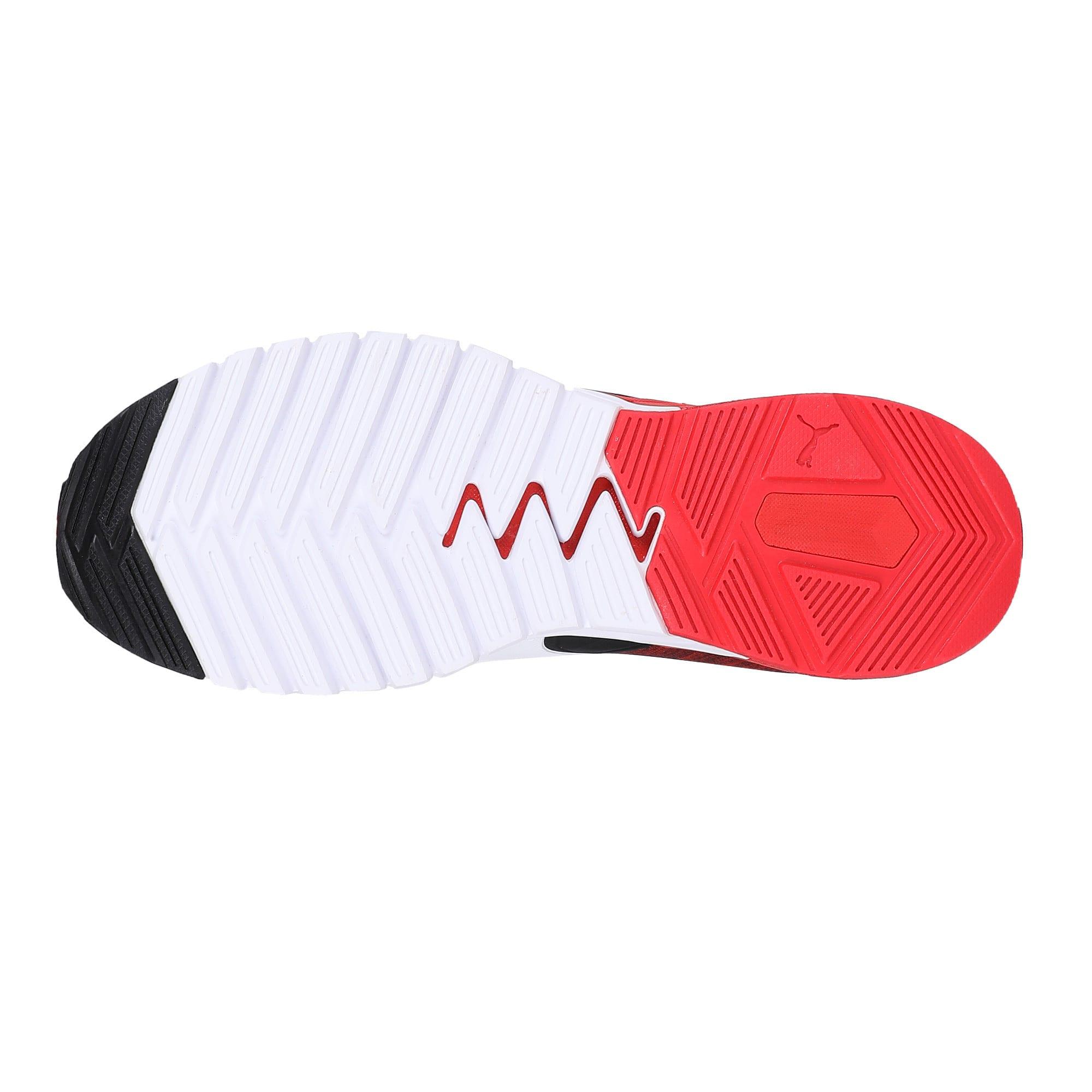 Thumbnail 3 of IGNITE Dual NM Puma Black-Ribbon Red-Pum, Black-Ribbon Red-White, medium-IND