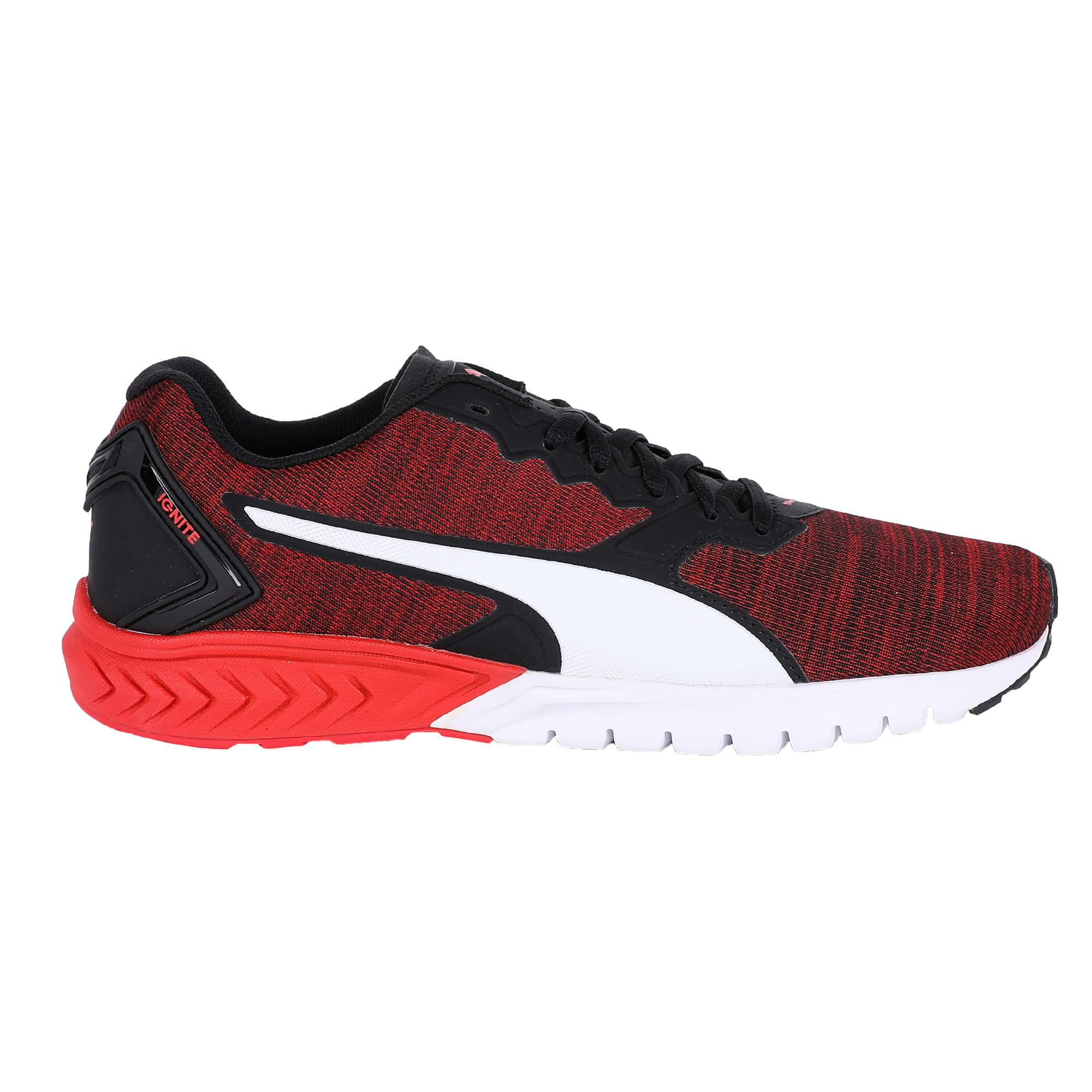 Thumbnail 4 of IGNITE Dual NM Puma Black-Ribbon Red-Pum, Black-Ribbon Red-White, medium-IND