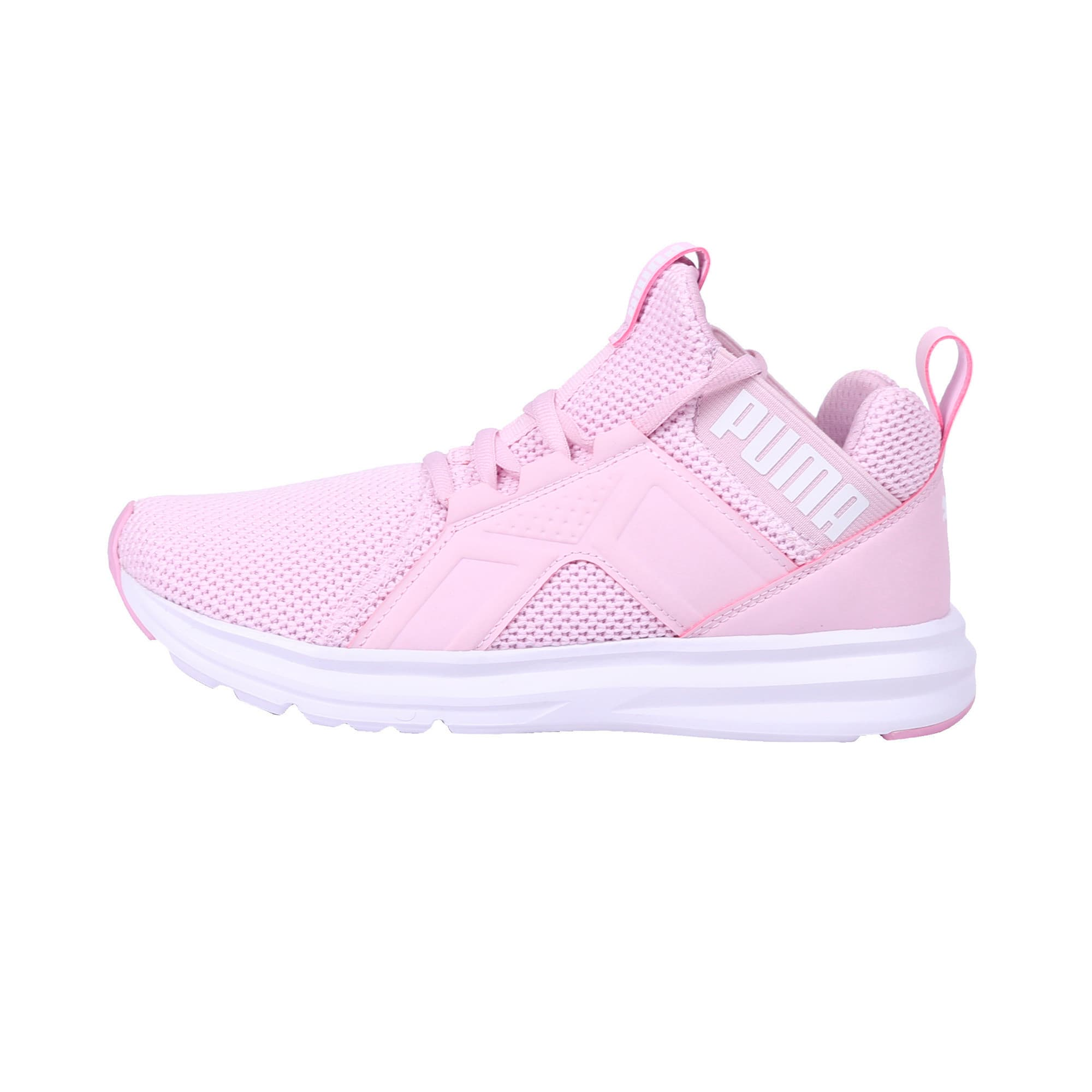 Thumbnail 1 of Enzo Weave Women's Trainers, Winsome Orchid-Puma White, medium-IND