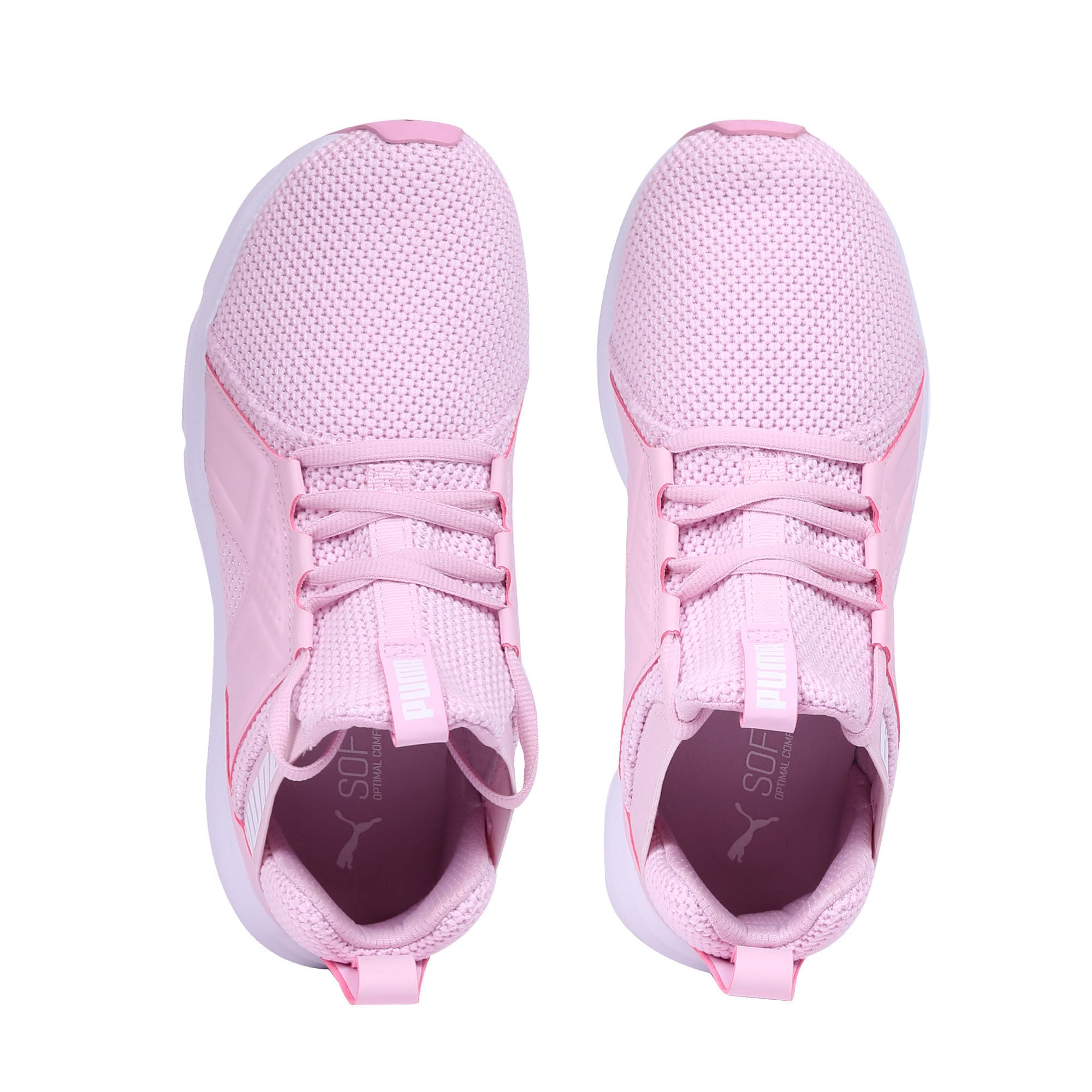Thumbnail 6 of Enzo Weave Women's Trainers, Winsome Orchid-Puma White, medium-IND